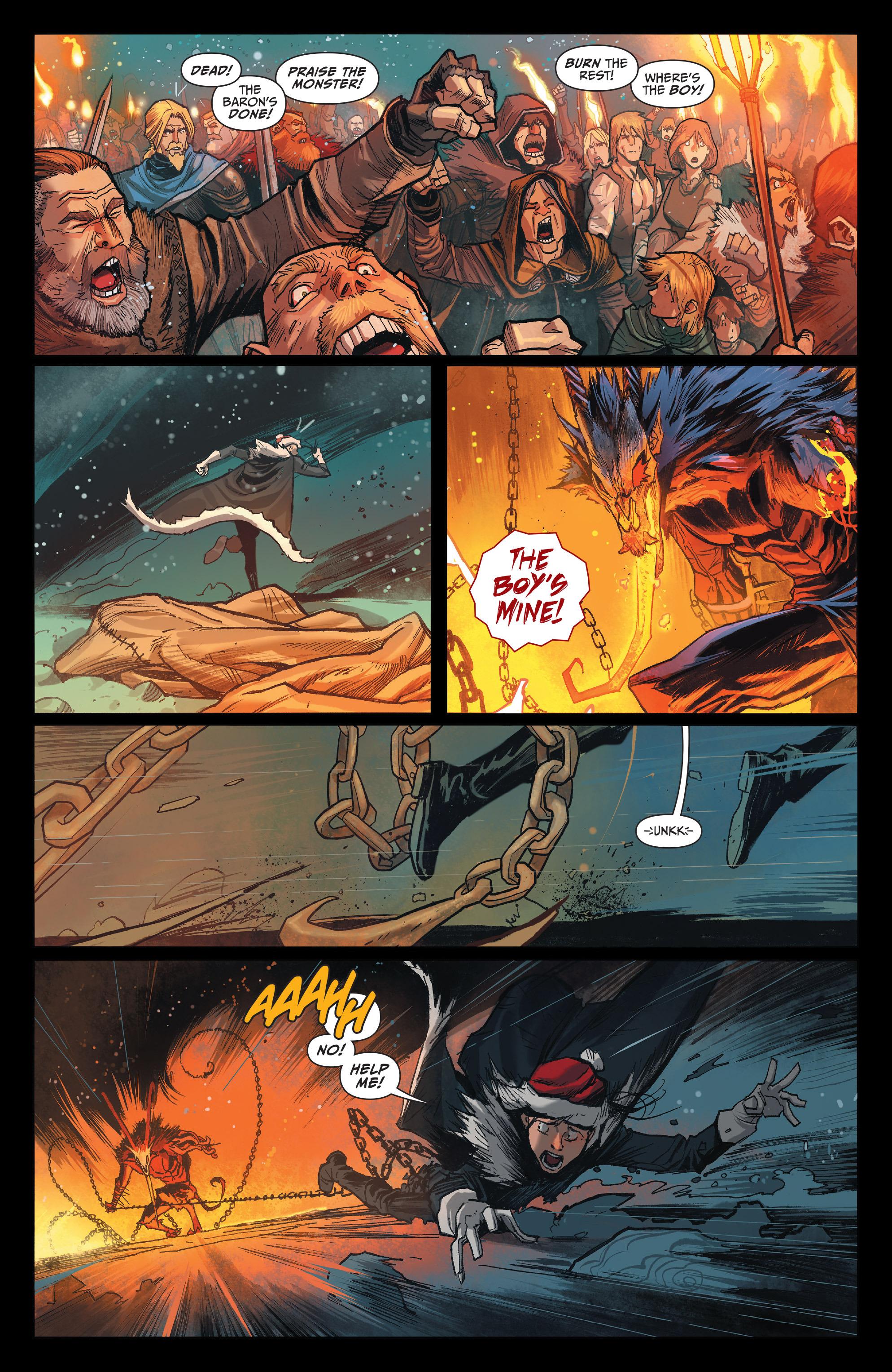 Read online Klaus comic -  Issue #7 - 18