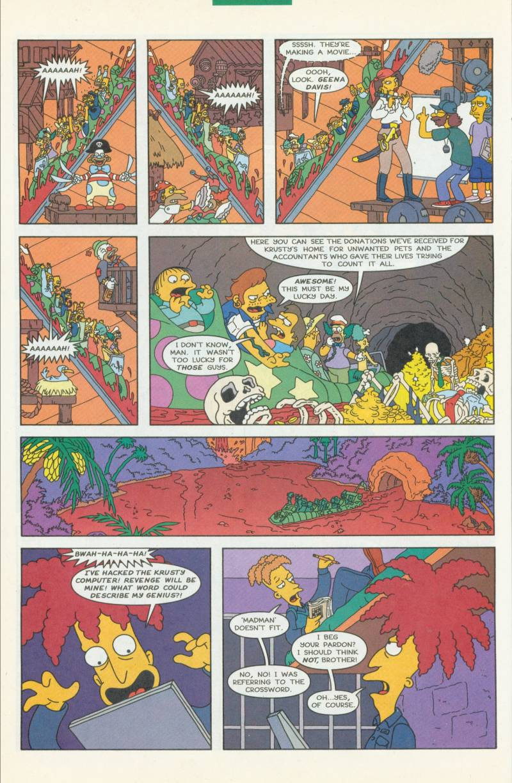 Read online Simpsons Comics comic -  Issue #41 - 13