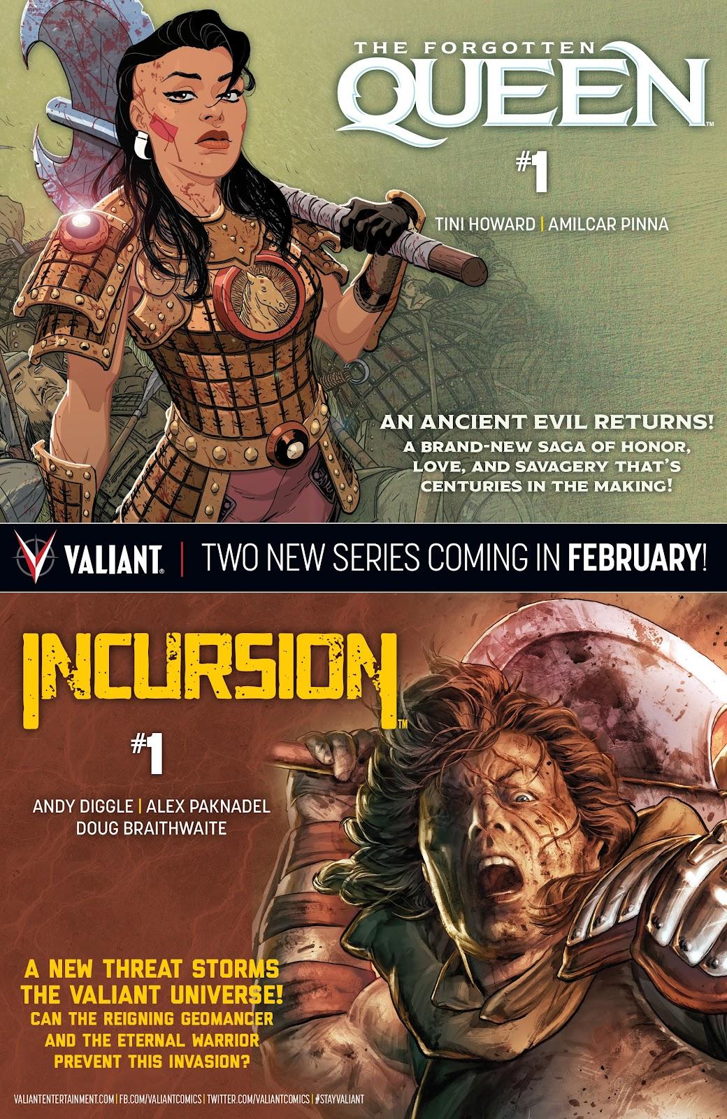 Read online X-O Manowar (2017) comic -  Issue #23 - 29