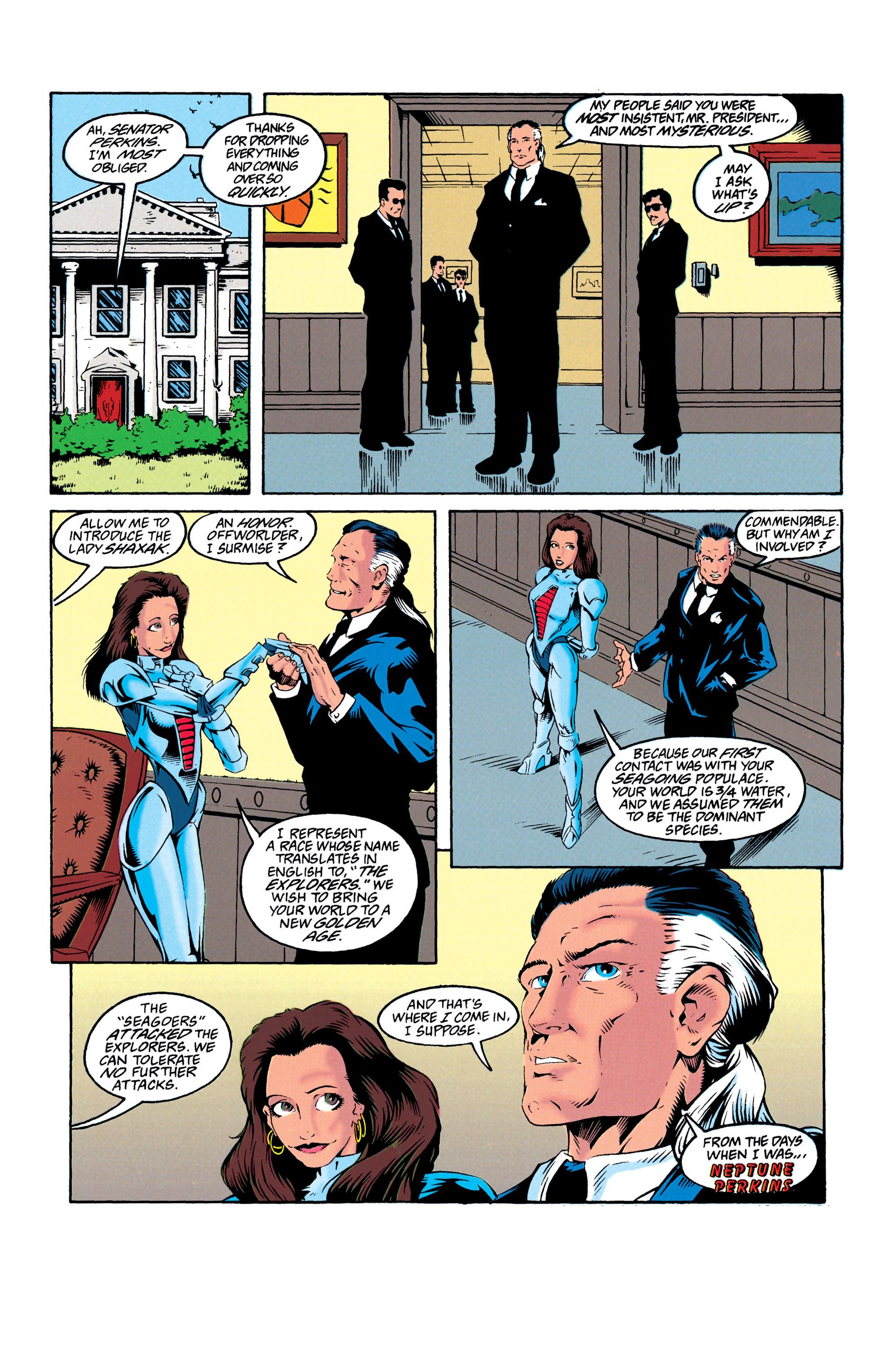 Read online Aquaman (1994) comic -  Issue #23 - 2