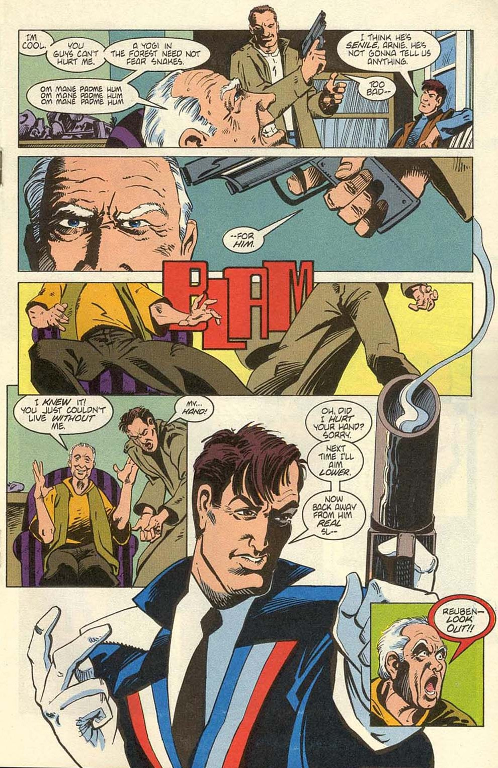 Read online American Flagg! comic -  Issue #39 - 19
