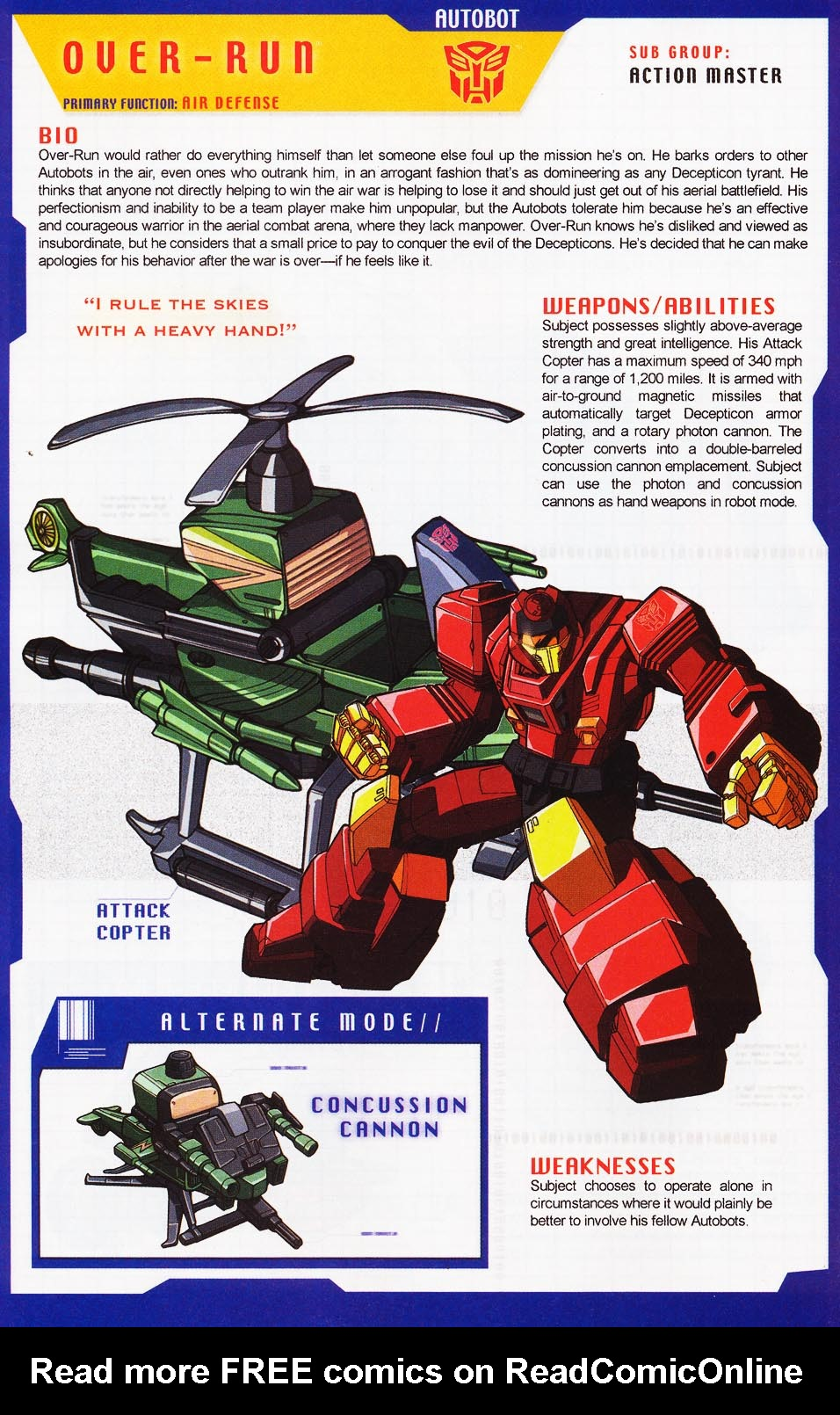 Read online Transformers: More than Meets the Eye comic -  Issue #4 - 34
