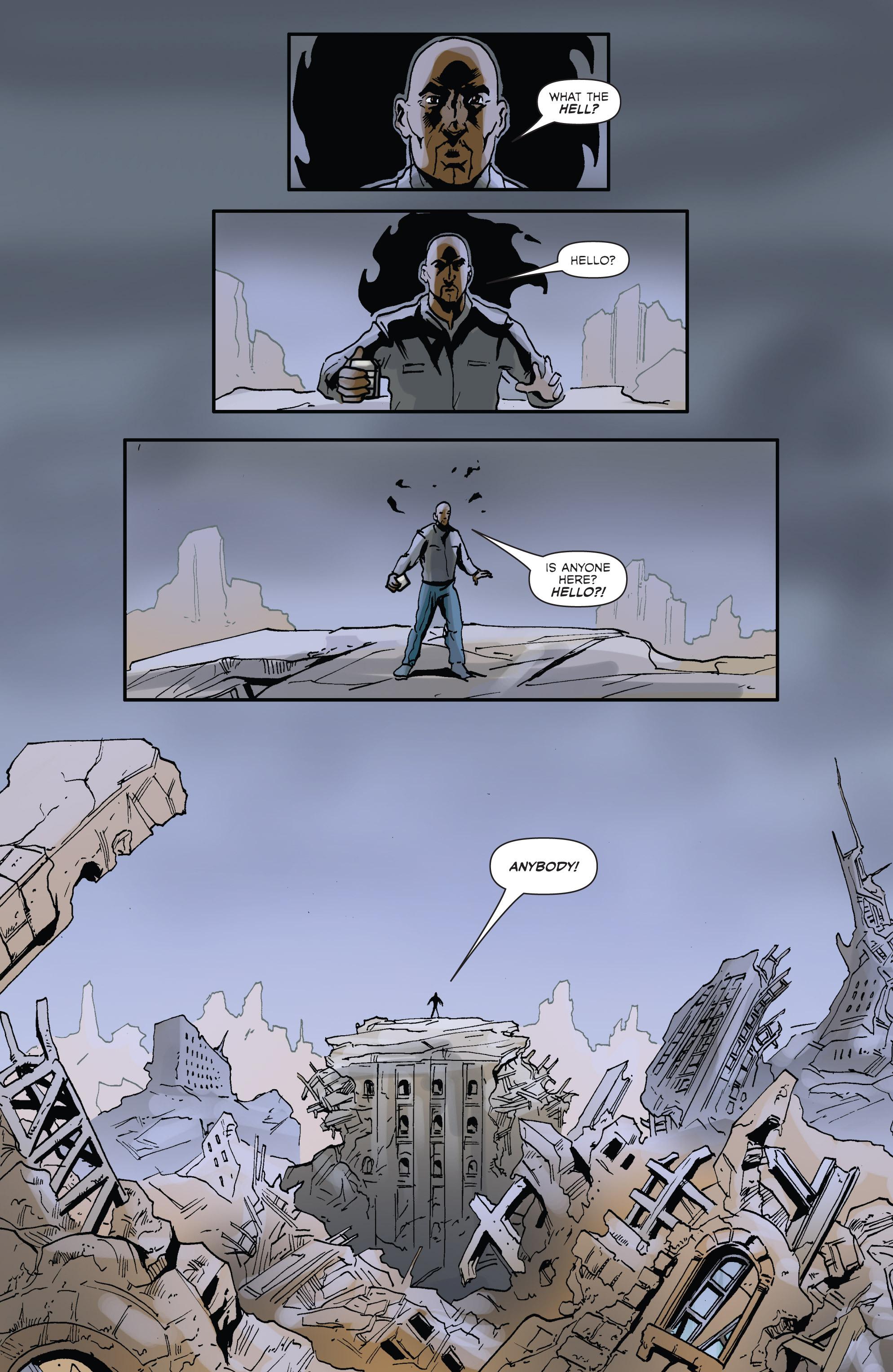 Read online Hoax Hunters (2012) comic -  Issue # TPB 2 - 71