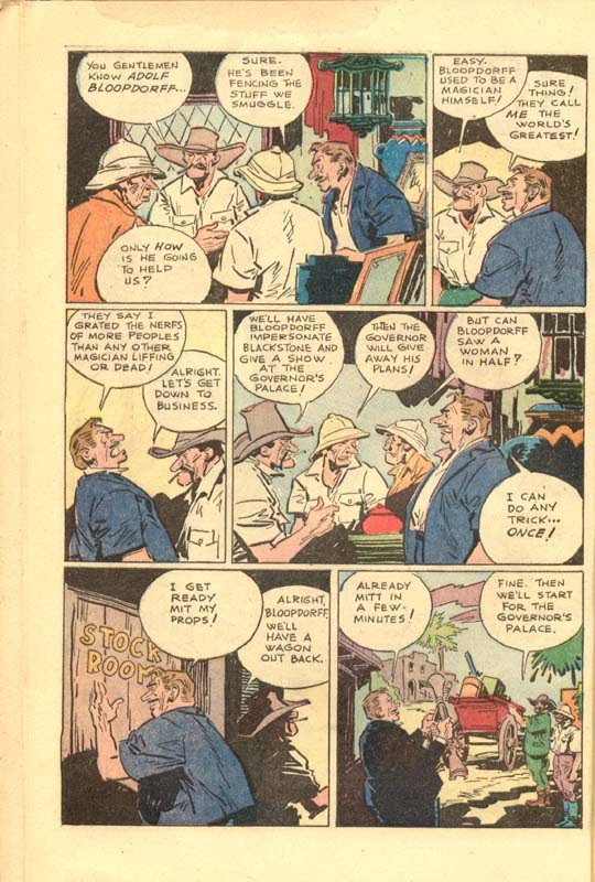 Super-Magician Comics issue 31 - Page 24
