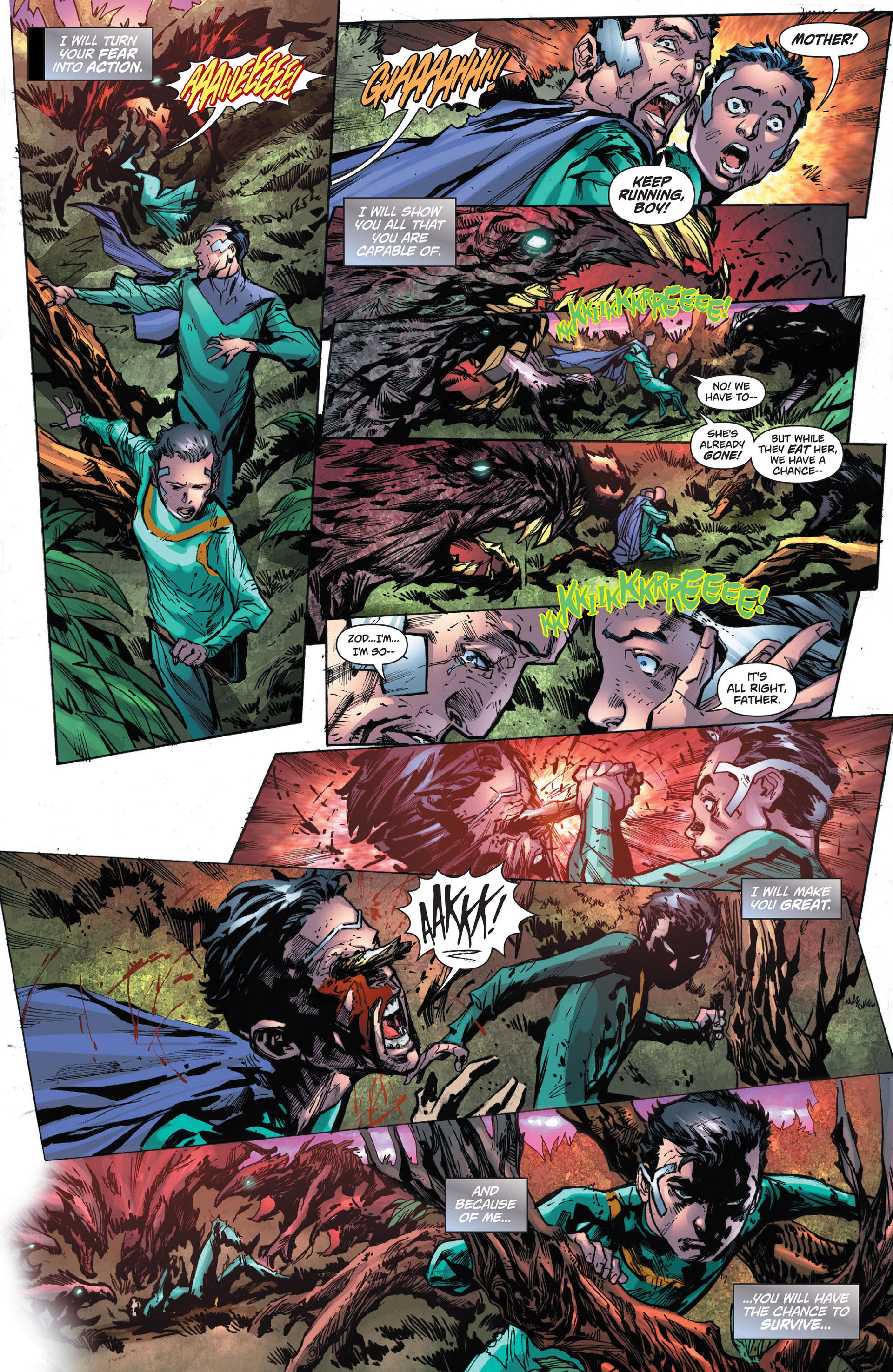 Read online Action Comics (2011) comic -  Issue #23.2 - 20