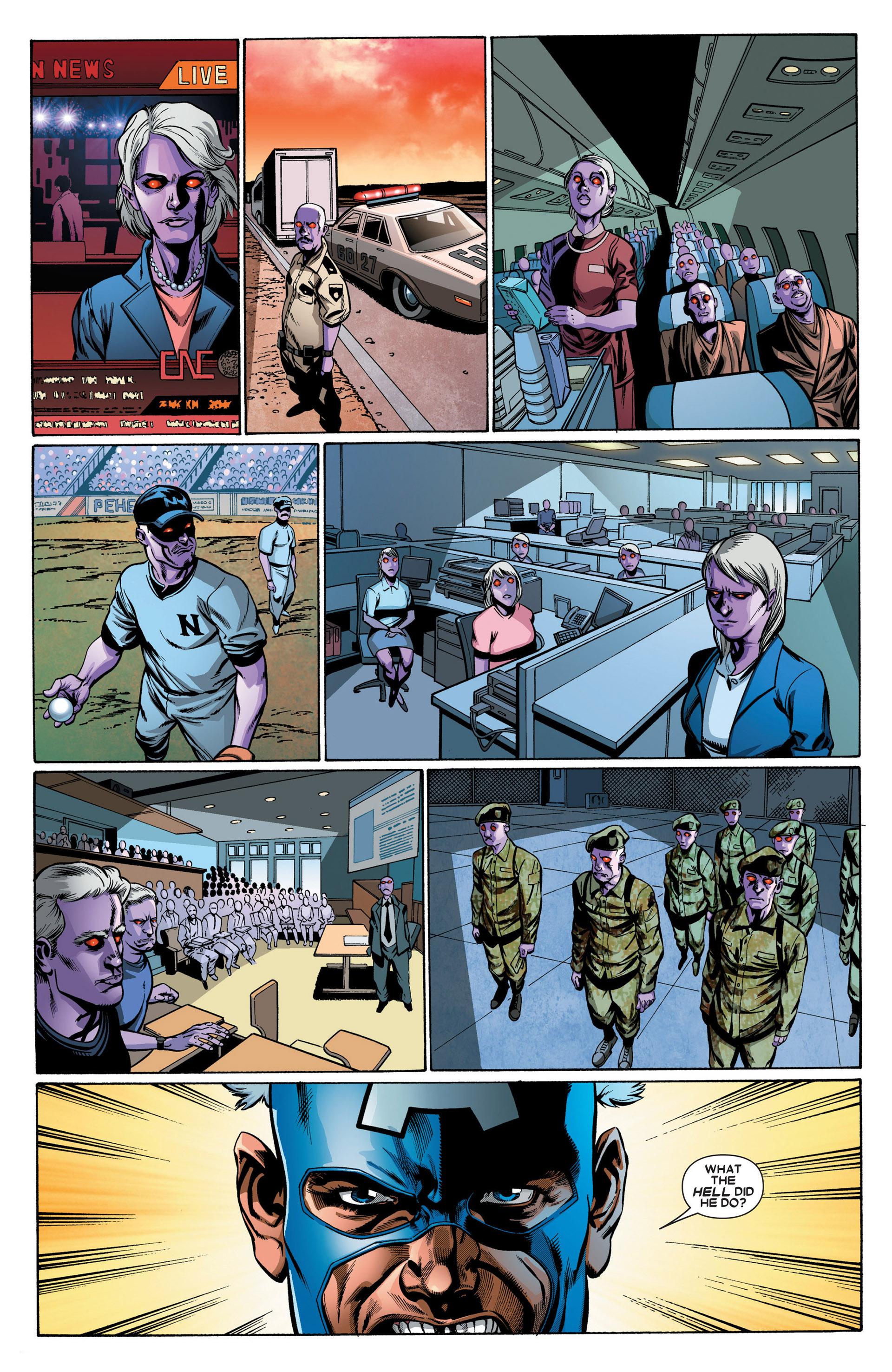 Read online Annihilators: Earthfall comic -  Issue #3 - 10