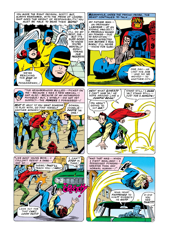 Read online Uncanny X-Men (1963) comic -  Issue #15 - 14