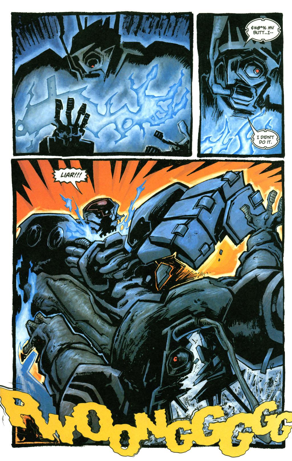 Read online Enginehead comic -  Issue #4 - 18