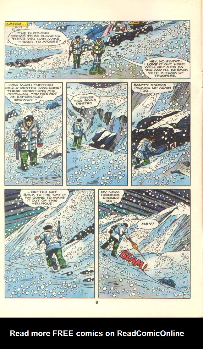 G.I. Joe European Missions issue 8 - Page 7