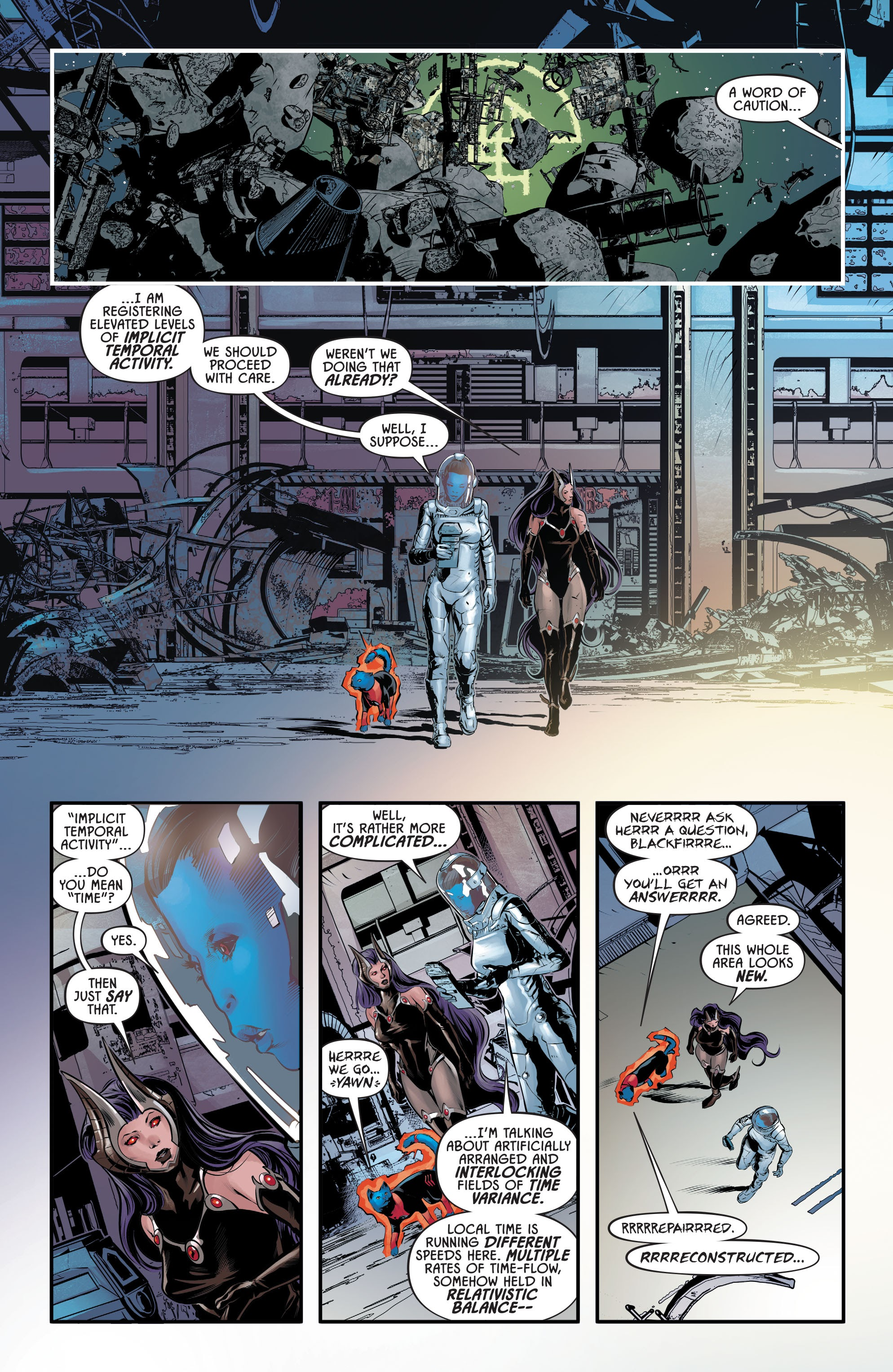Justice League Odyssey #17 #17 - English 20
