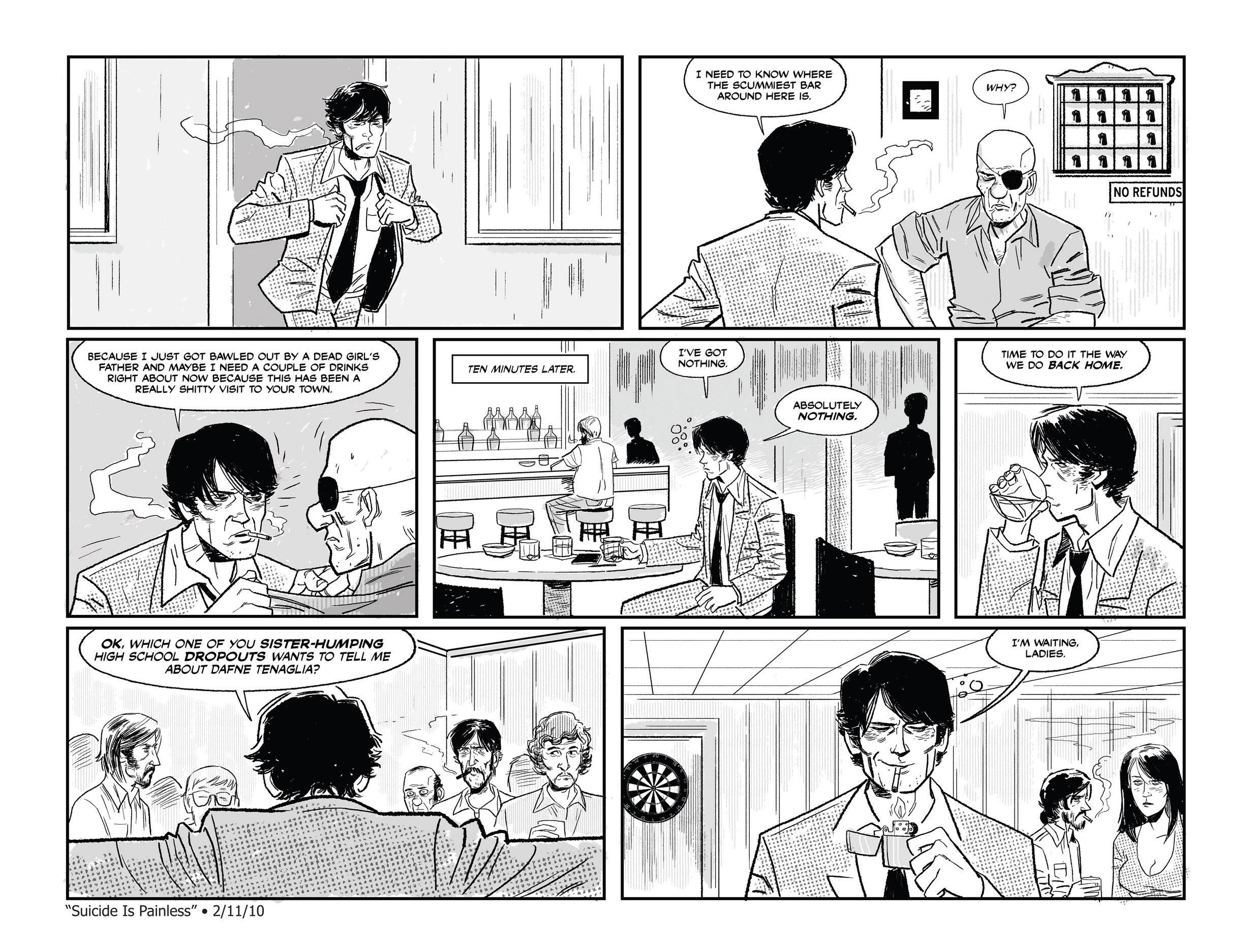 Read online She Died In Terrebonne comic -  Issue #2 - 10