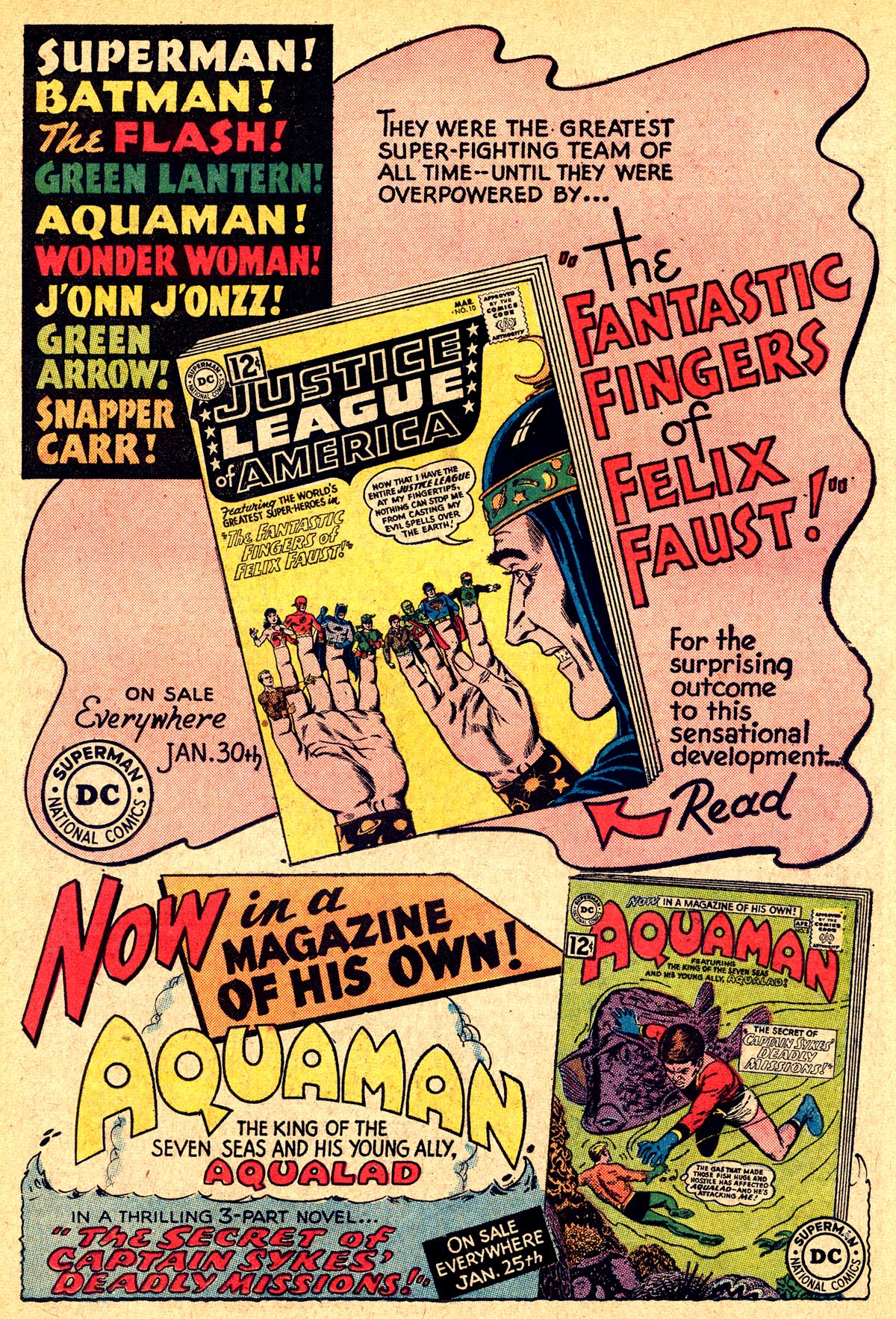 Read online Adventure Comics (1938) comic -  Issue #294 - 15