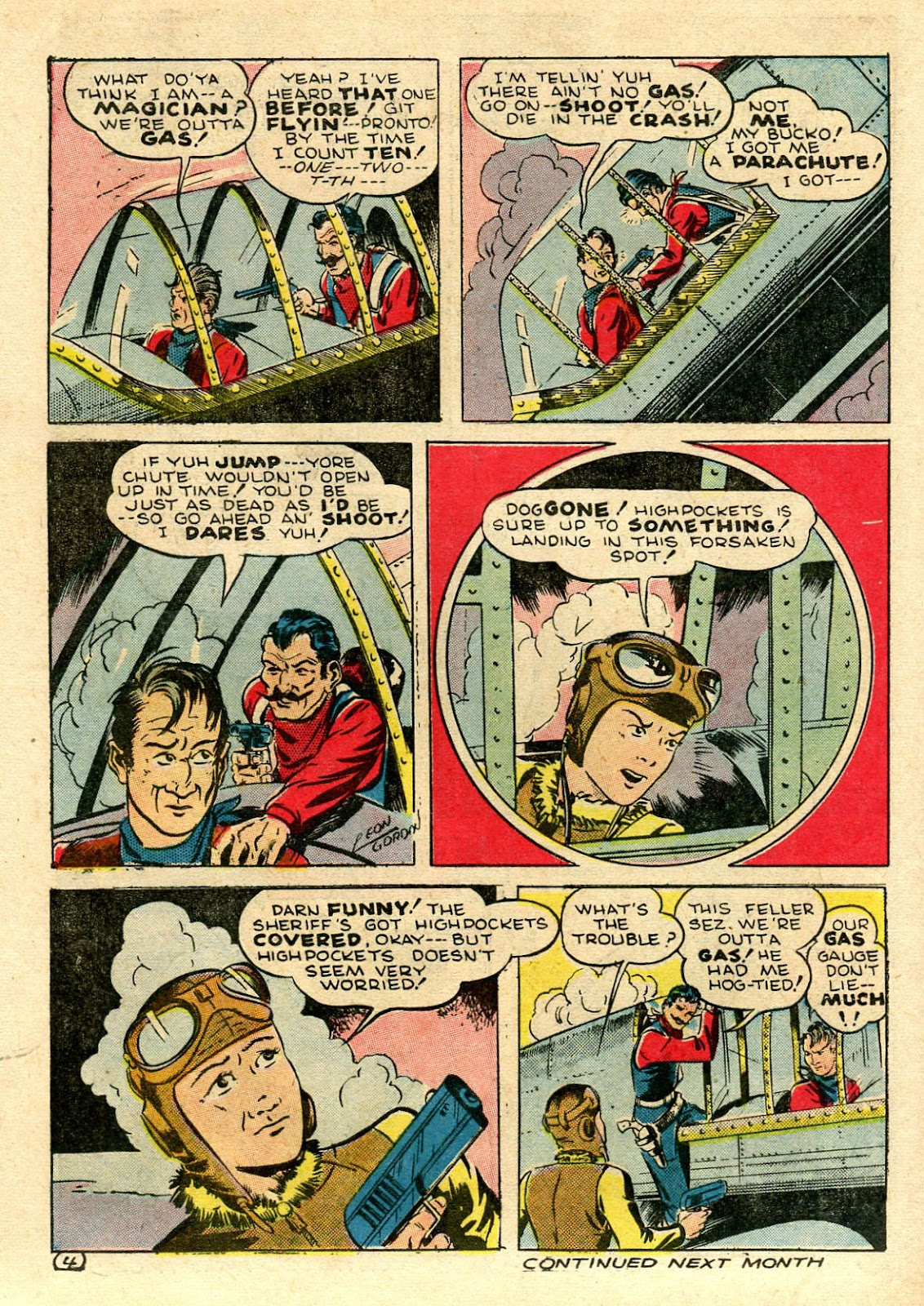 Read online Famous Funnies comic -  Issue #106 - 50