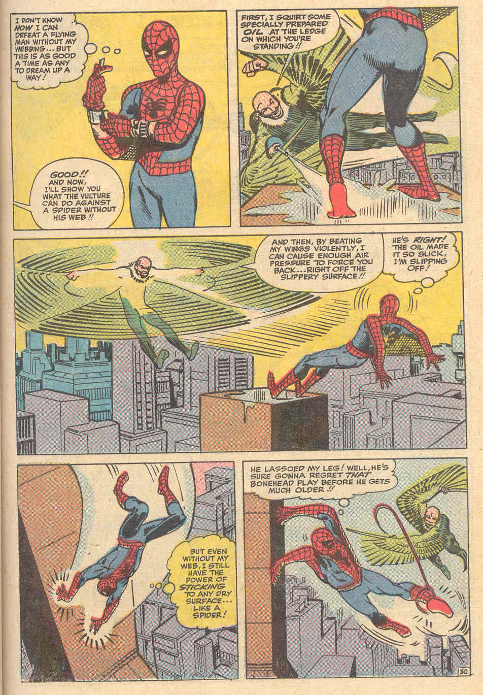 The Amazing Spider-Man (1963) _Annual_6 Page 30