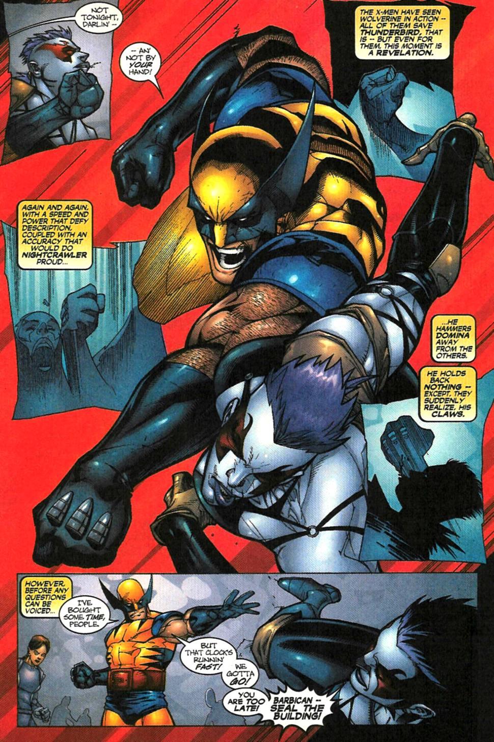 X-Men (1991) 102 Page 21