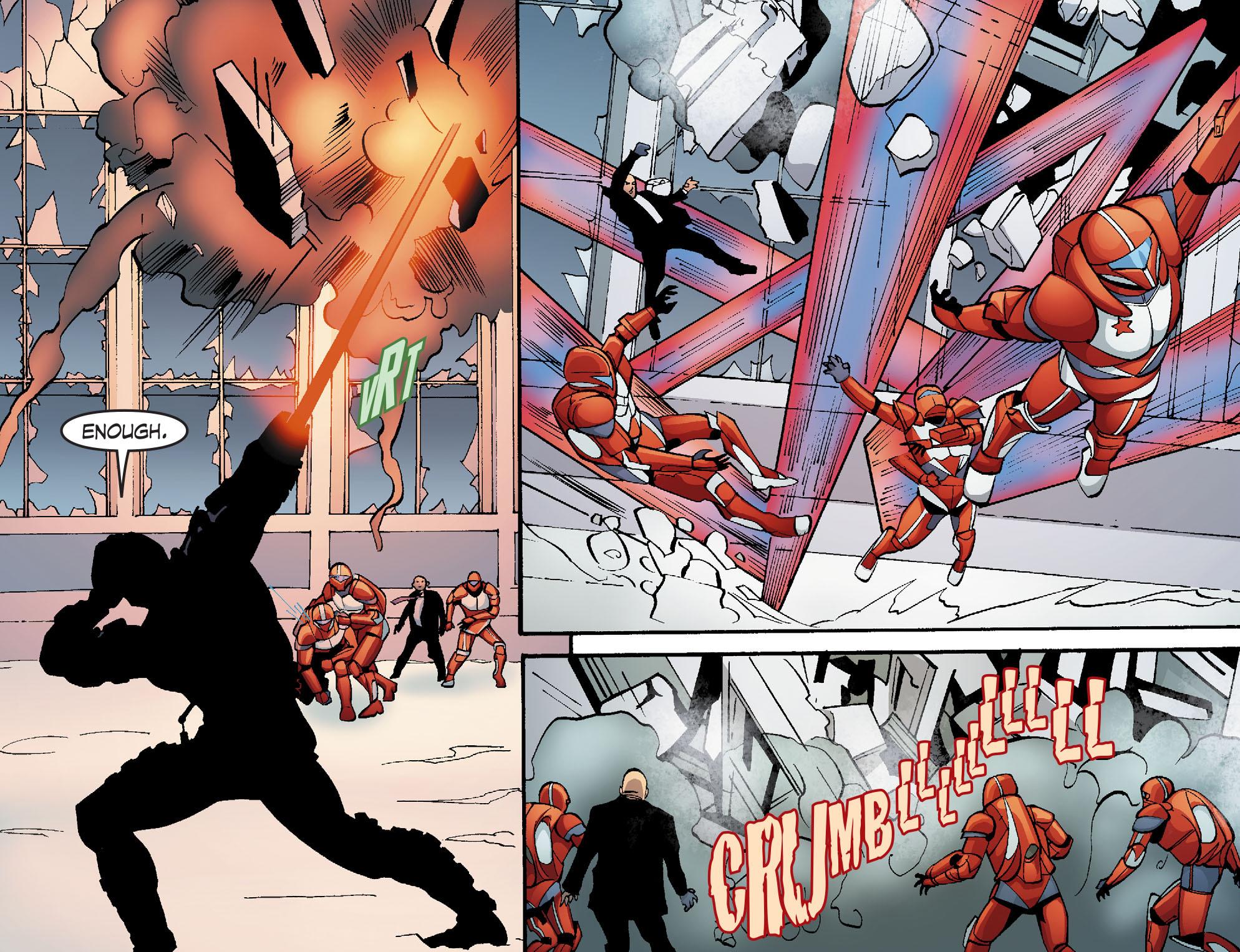 Read online Smallville: Alien comic -  Issue #6 - 21