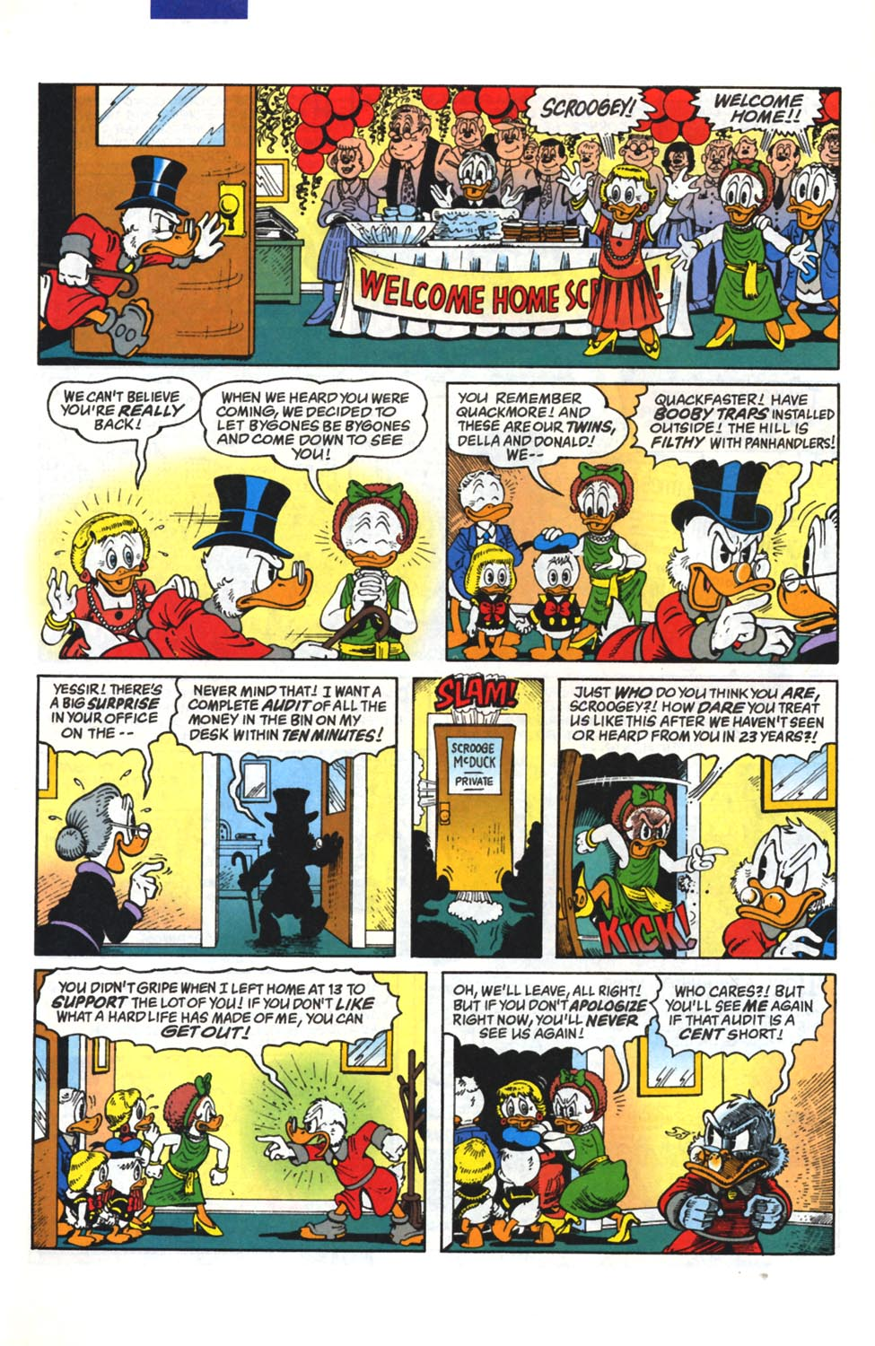 Read online Uncle Scrooge (1953) comic -  Issue #295 - 23