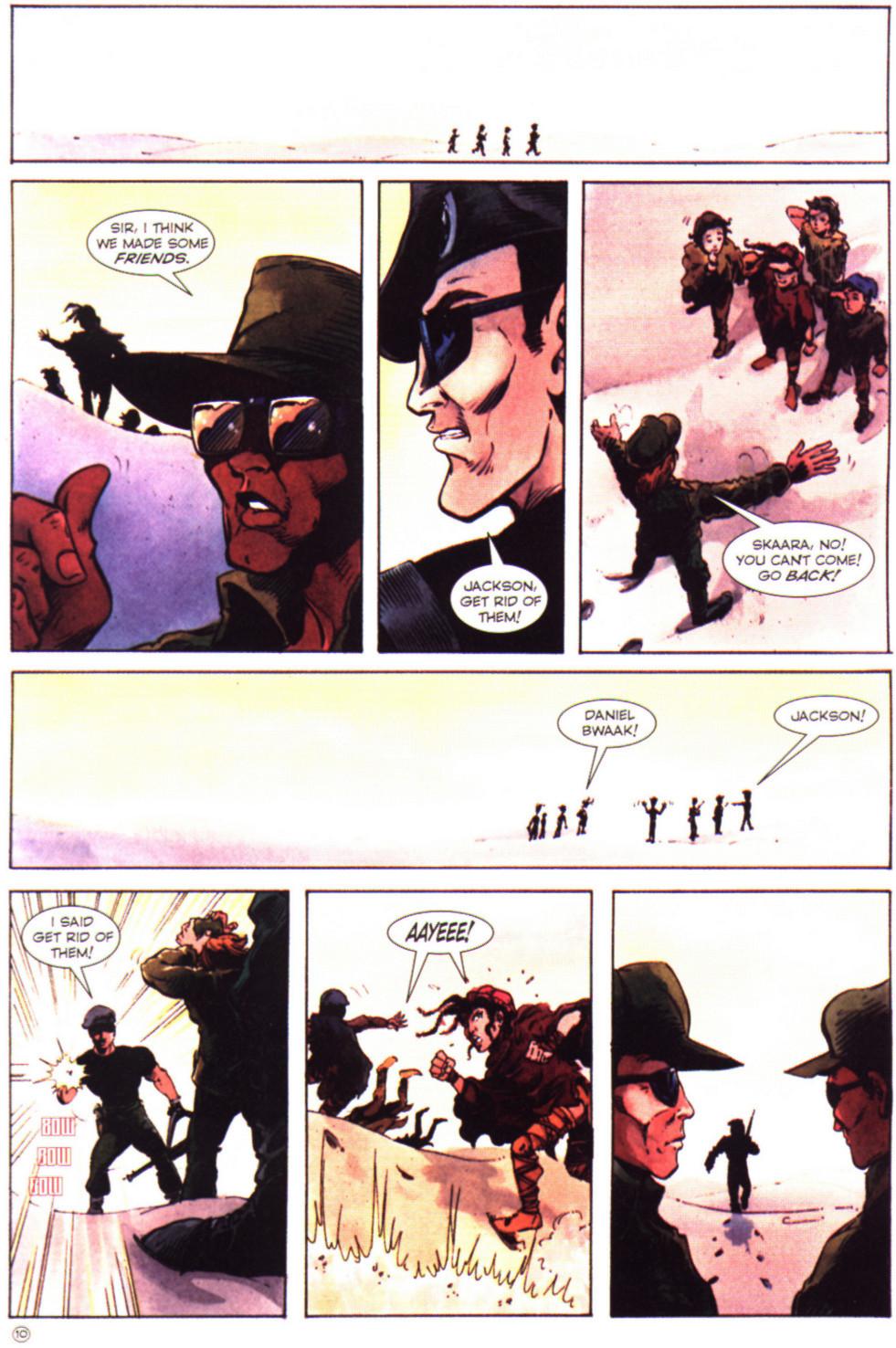 Read online Stargate comic -  Issue #2 - 12