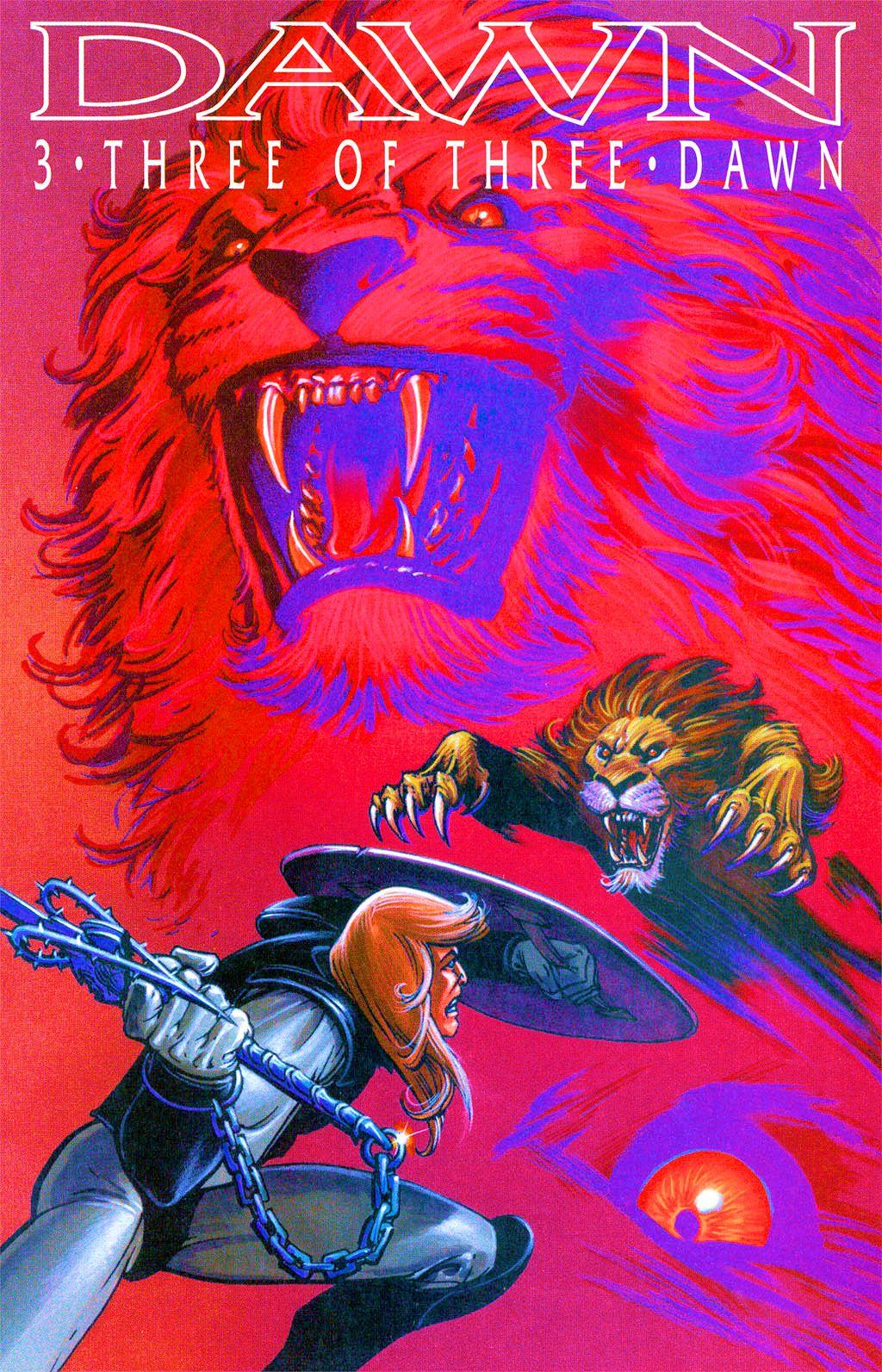 Read online Dawn: Three Tiers comic -  Issue #3 - 19