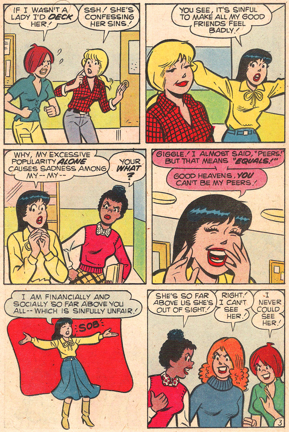 Read online Archie's Girls Betty and Veronica comic -  Issue #277 - 15