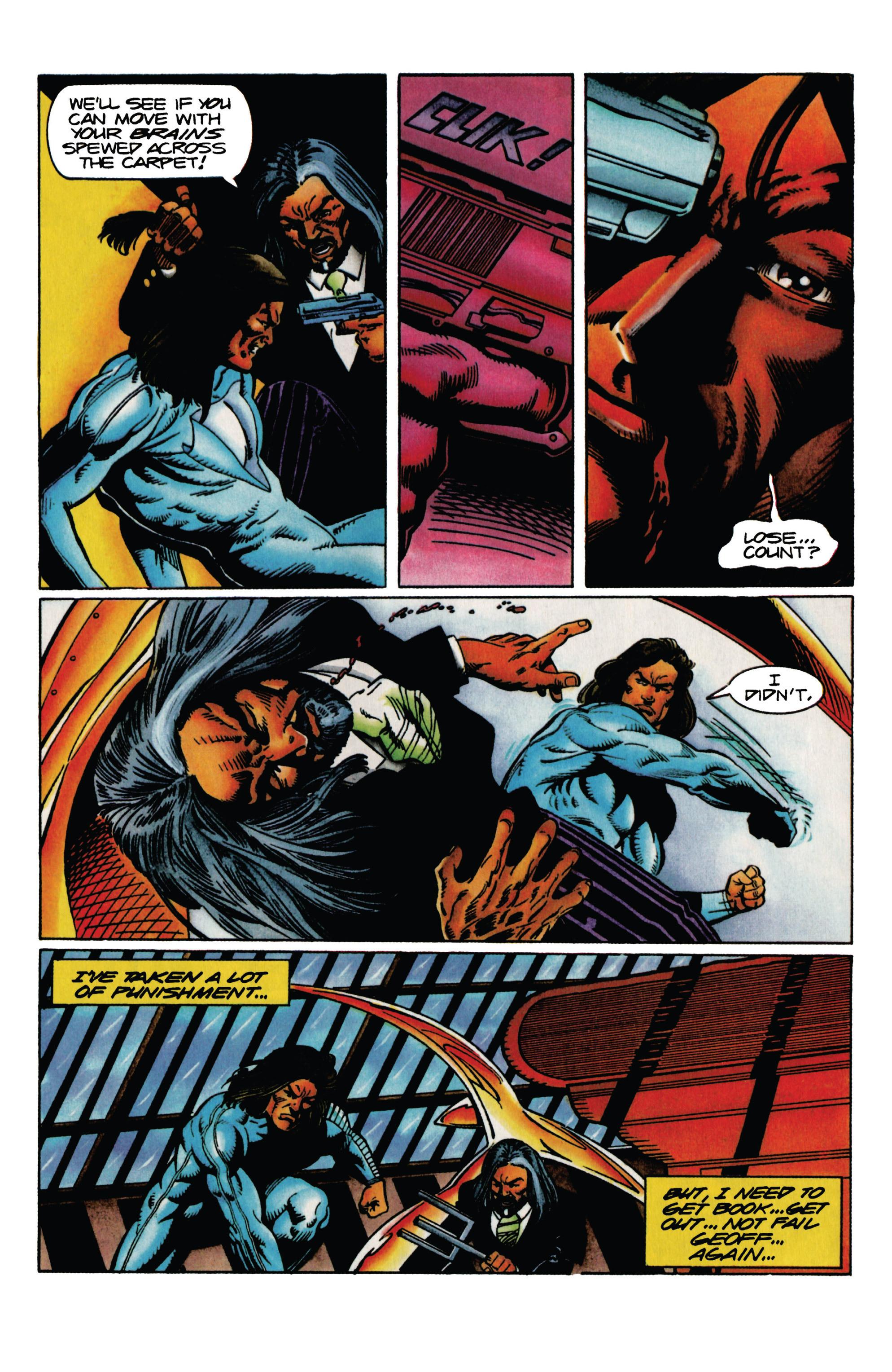 Read online Eternal Warrior (1992) comic -  Issue #27 - 17