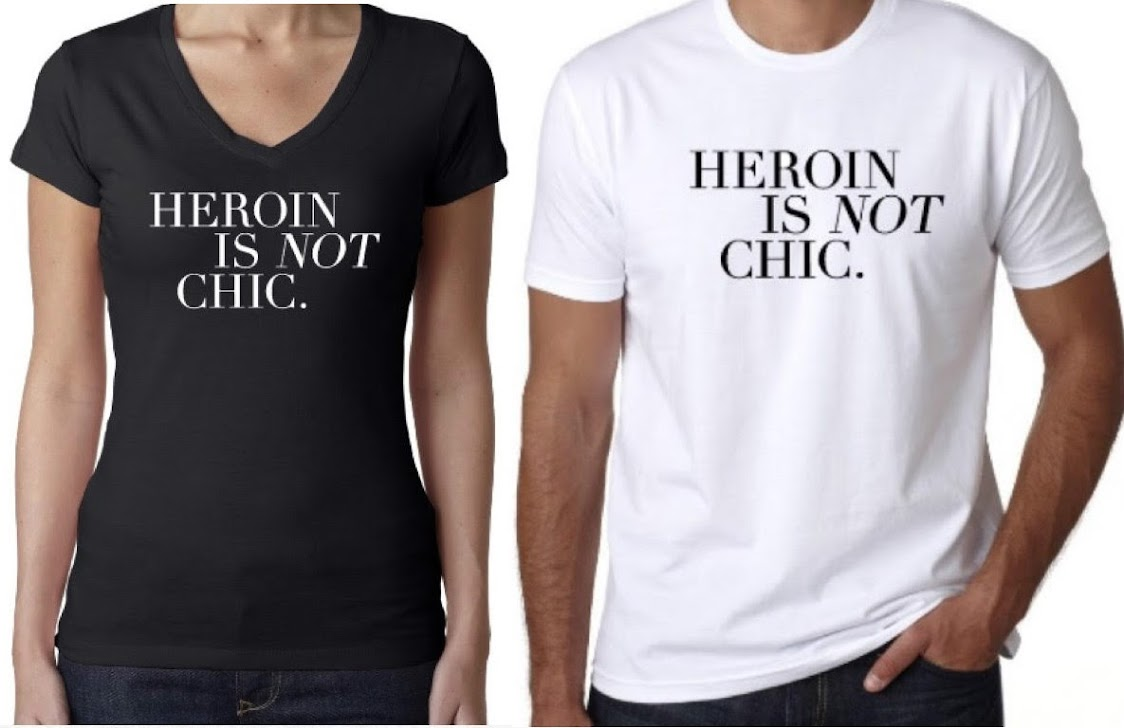 Heroin Is Not Chic