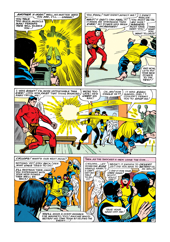 Uncanny X-Men (1963) 8 Page 17