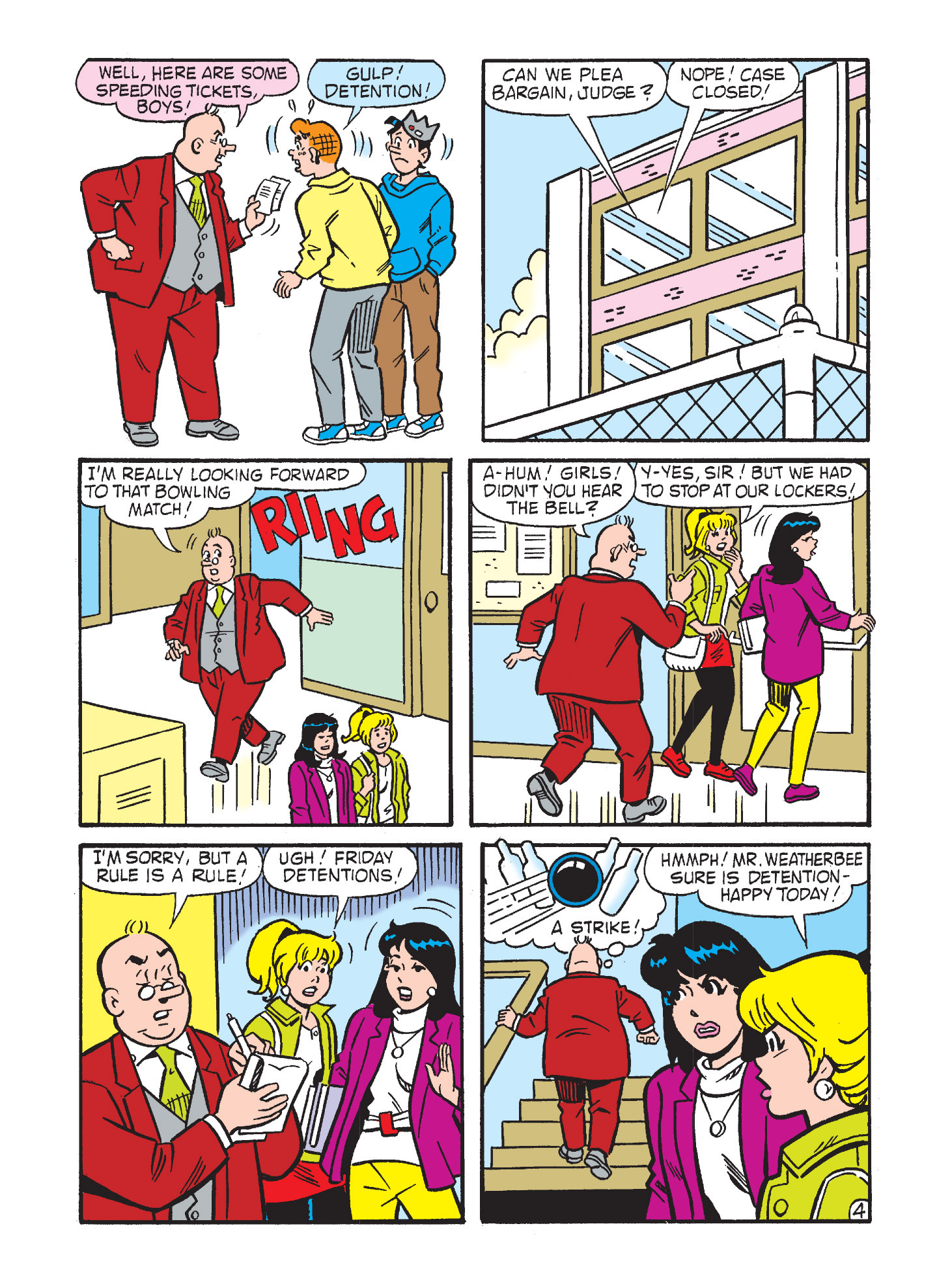 Read online Archie's Funhouse Double Digest comic -  Issue #3 - 118