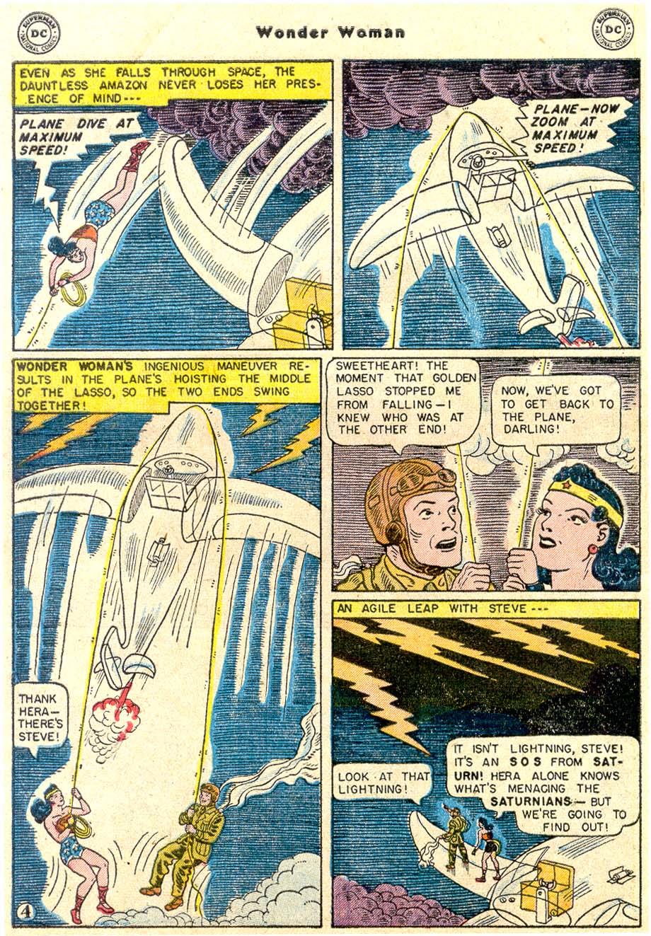 Read online Wonder Woman (1942) comic -  Issue #80 - 28