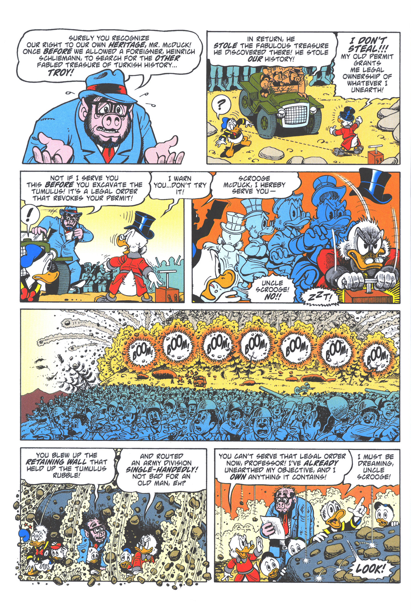 Read online Uncle Scrooge (1953) comic -  Issue #372 - 48