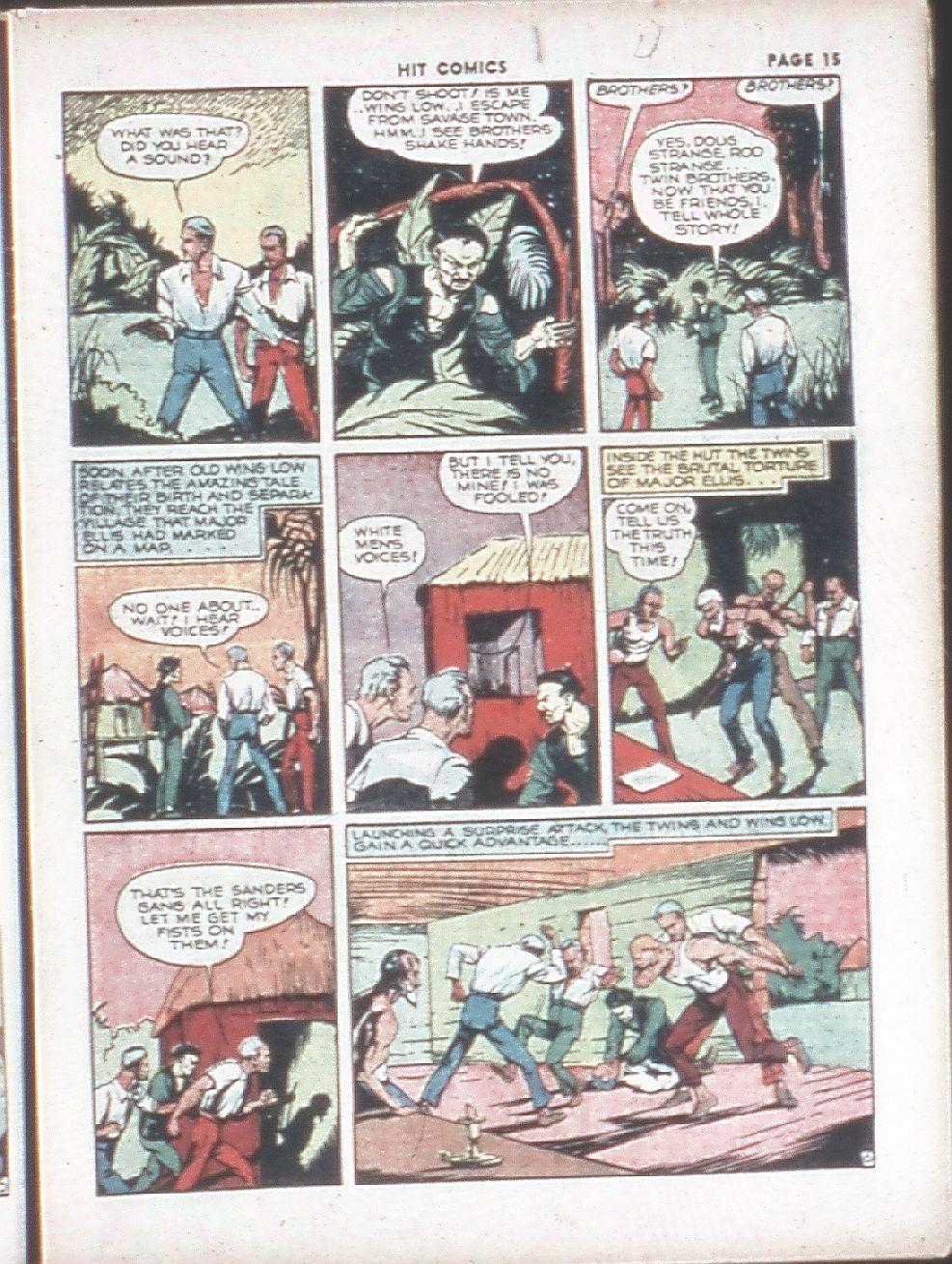 Read online Hit Comics comic -  Issue #7 - 17