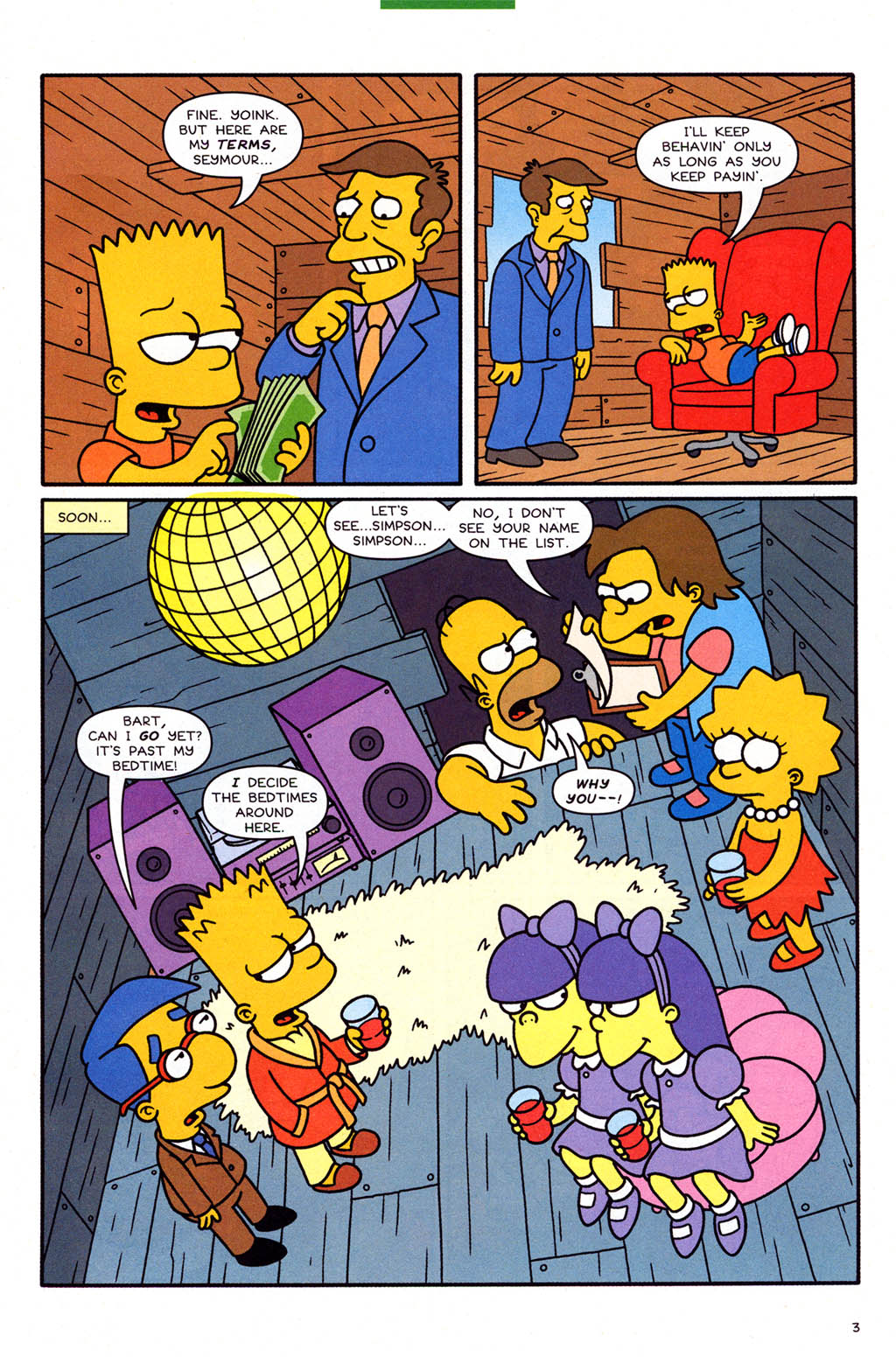 Read online Simpsons Comics Presents Bart Simpson comic -  Issue #23 - 5