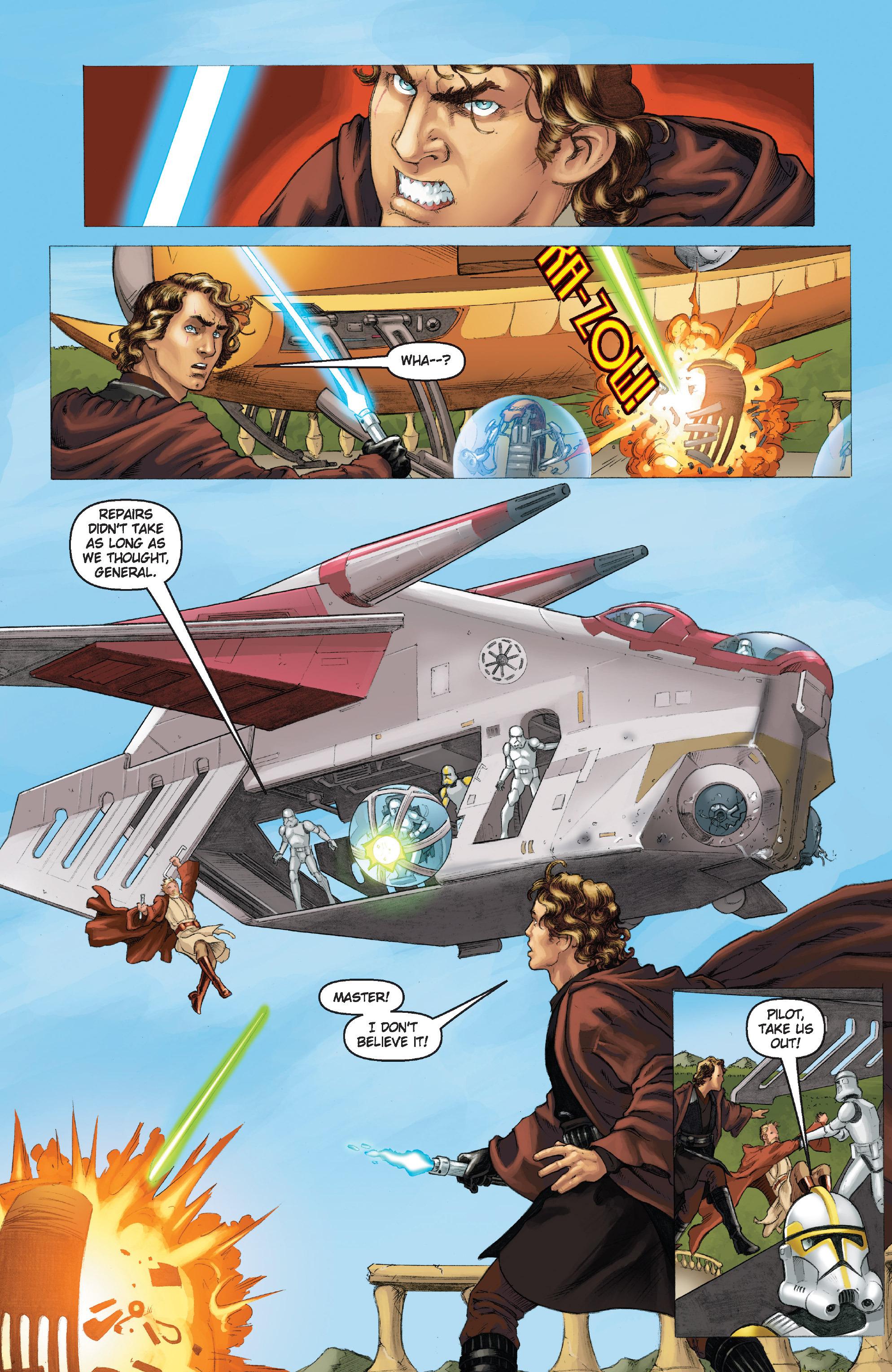 Read online Star Wars Omnibus comic -  Issue # Vol. 26 - 208