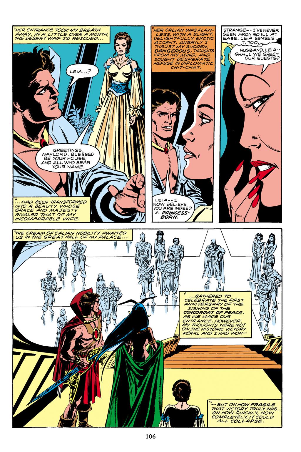 Read online Star Wars Omnibus comic -  Issue # Vol. 16 - 105