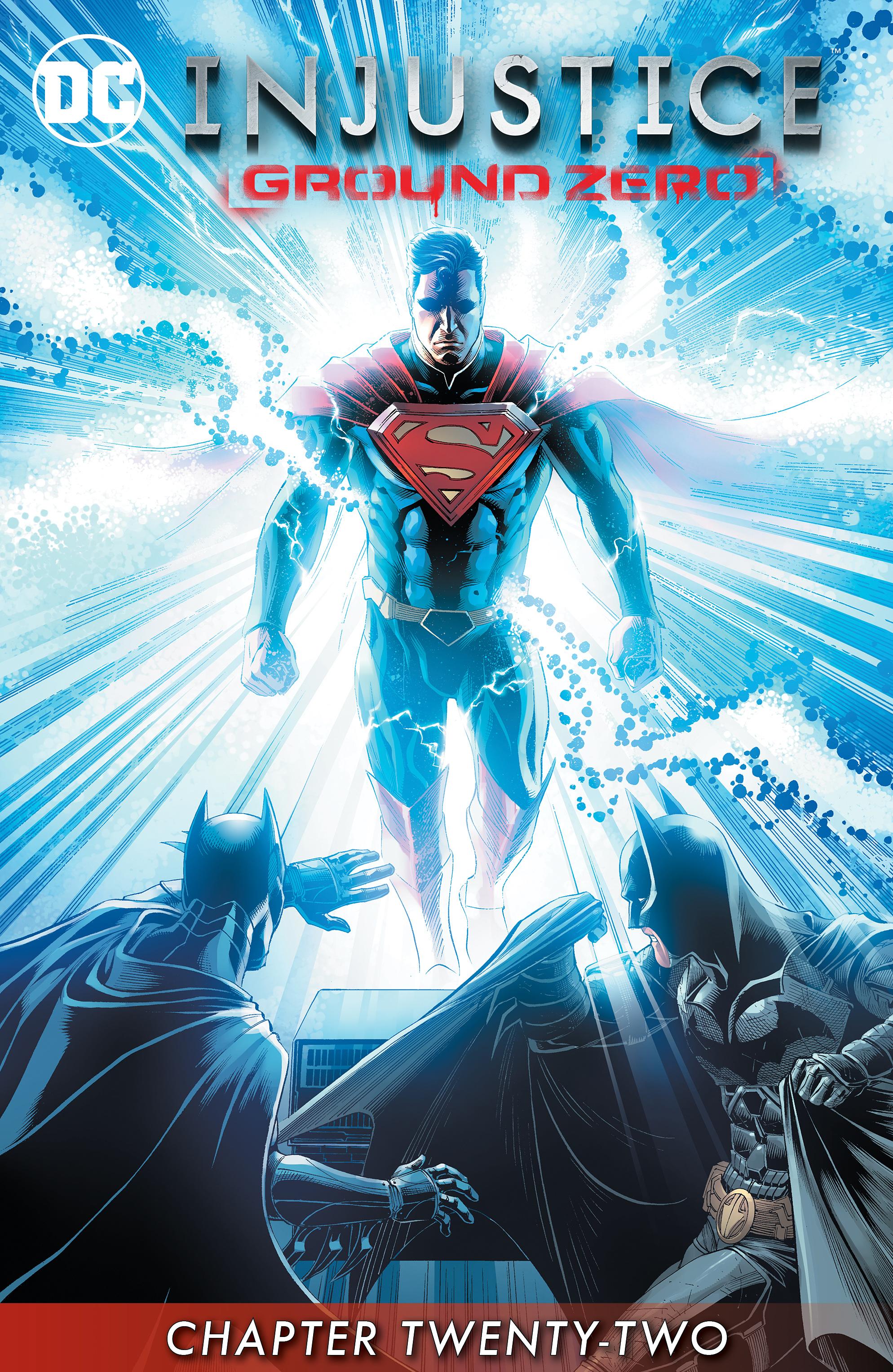 Read online Injustice: Ground Zero comic -  Issue #22 - 2