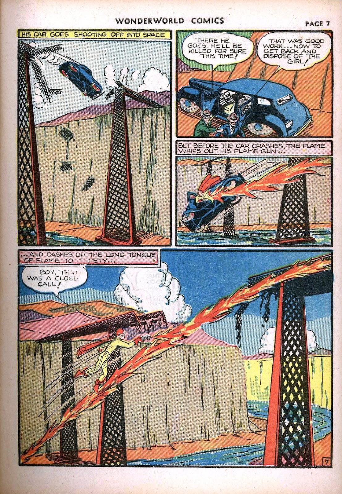 Wonderworld Comics issue 14 - Page 9