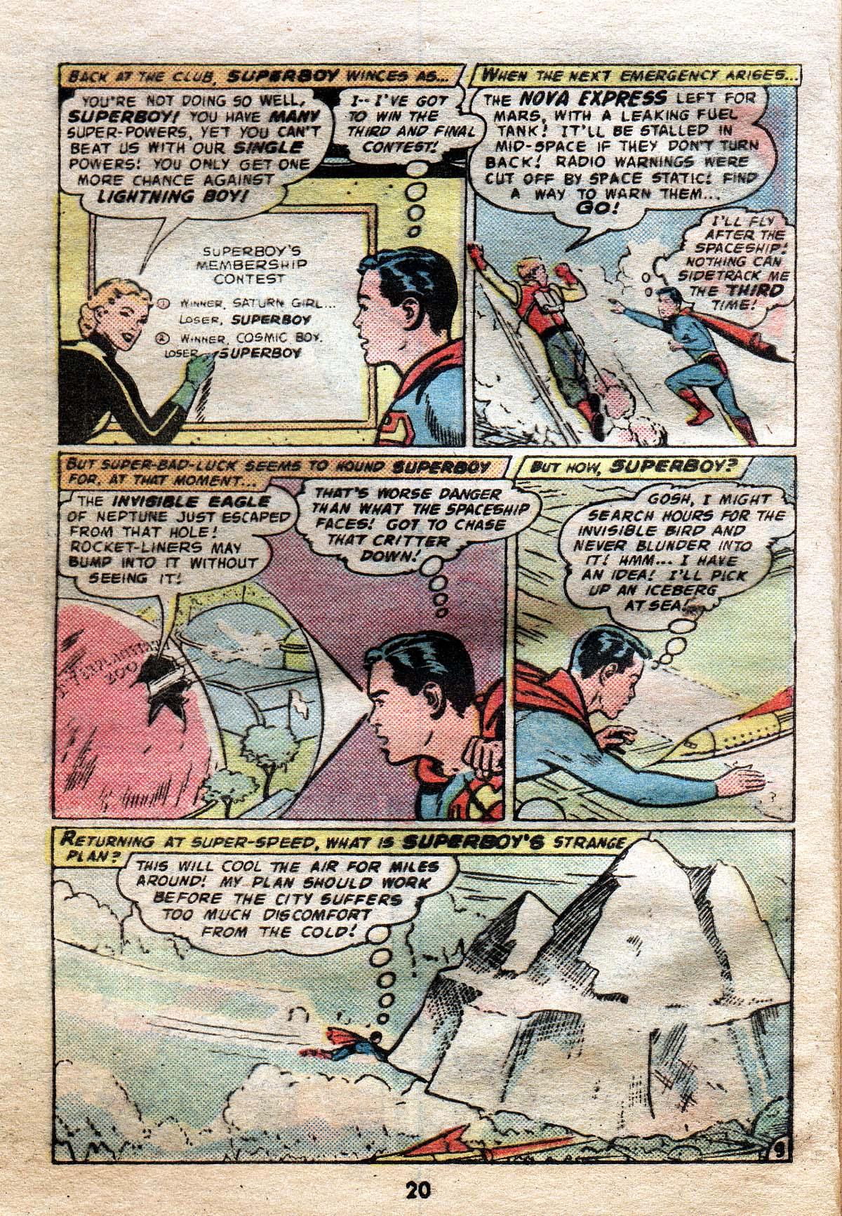 Read online Adventure Comics (1938) comic -  Issue #491 - 20