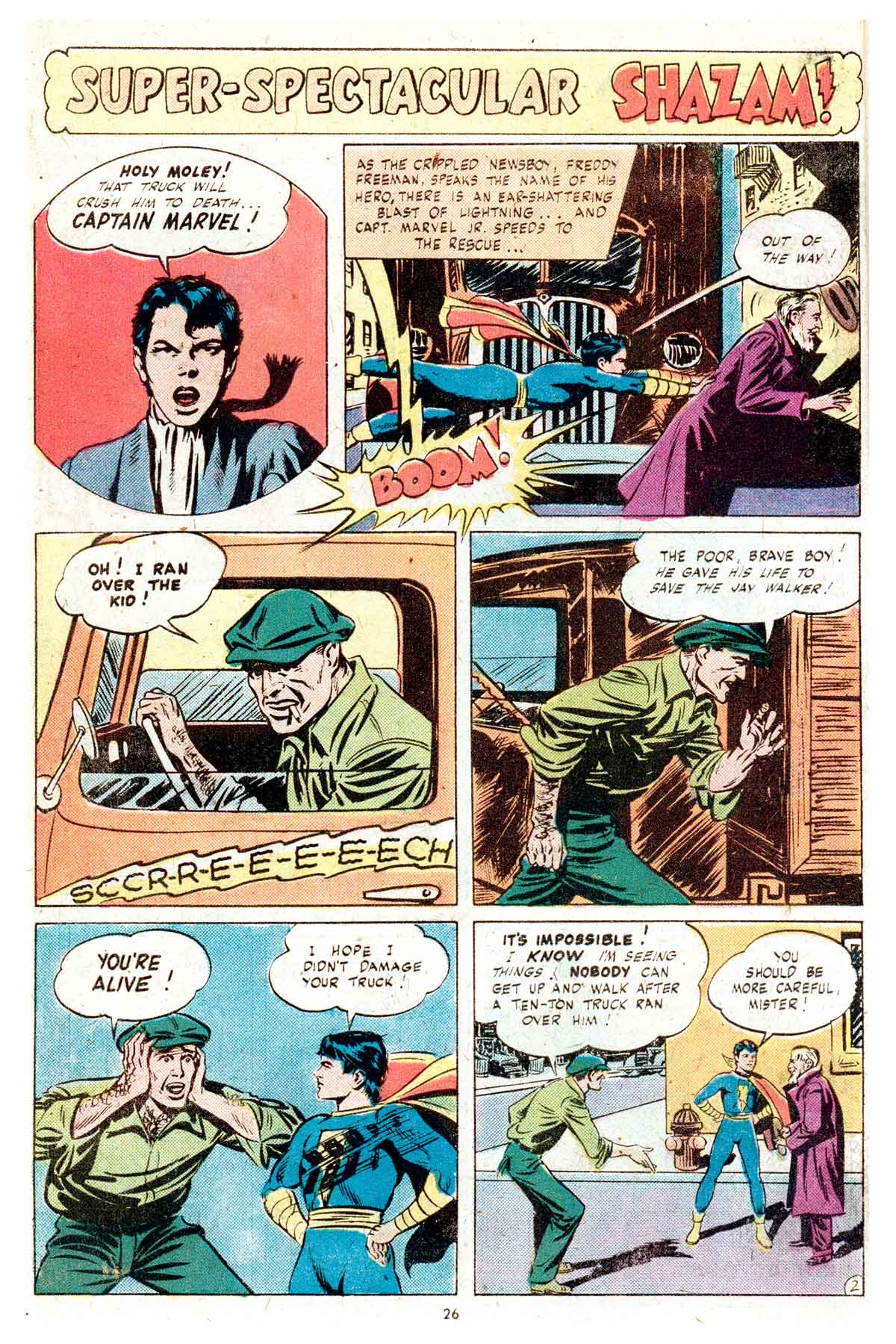 Read online Shazam! (1973) comic -  Issue #17 - 26
