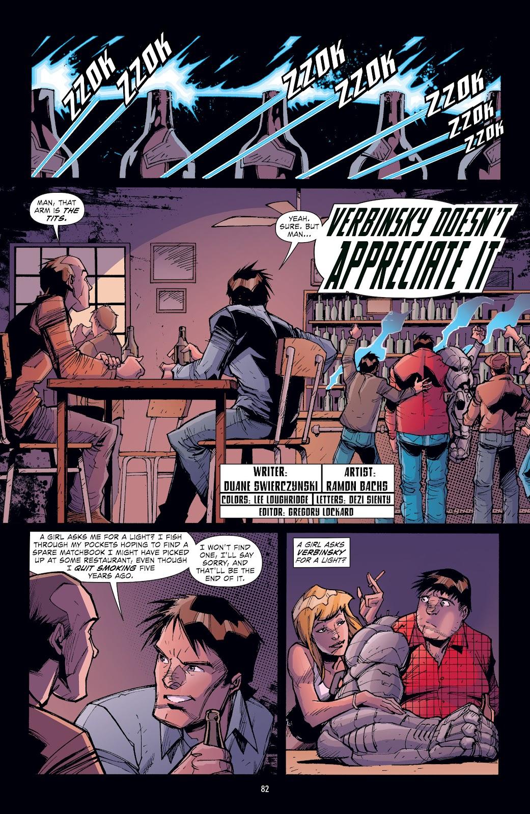Read online Strange Adventures (2014) comic -  Issue # TPB (Part 1) - 79