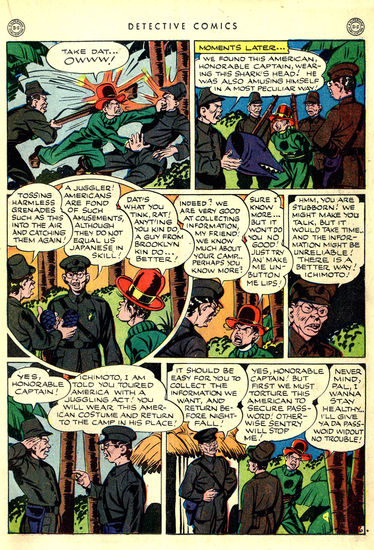 Read online Detective Comics (1937) comic -  Issue #90 - 23