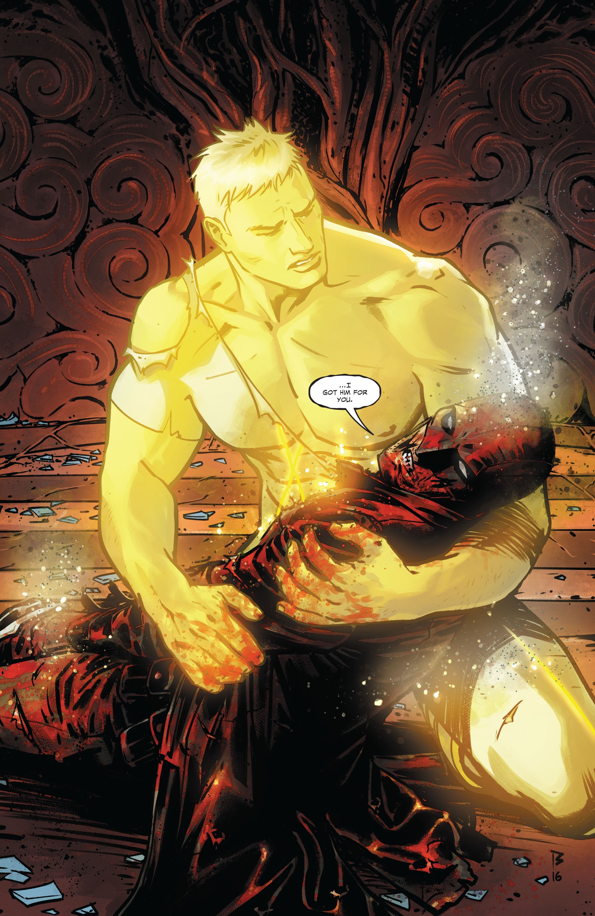 Midnighter and Apollo #_TPB #7 - English 111