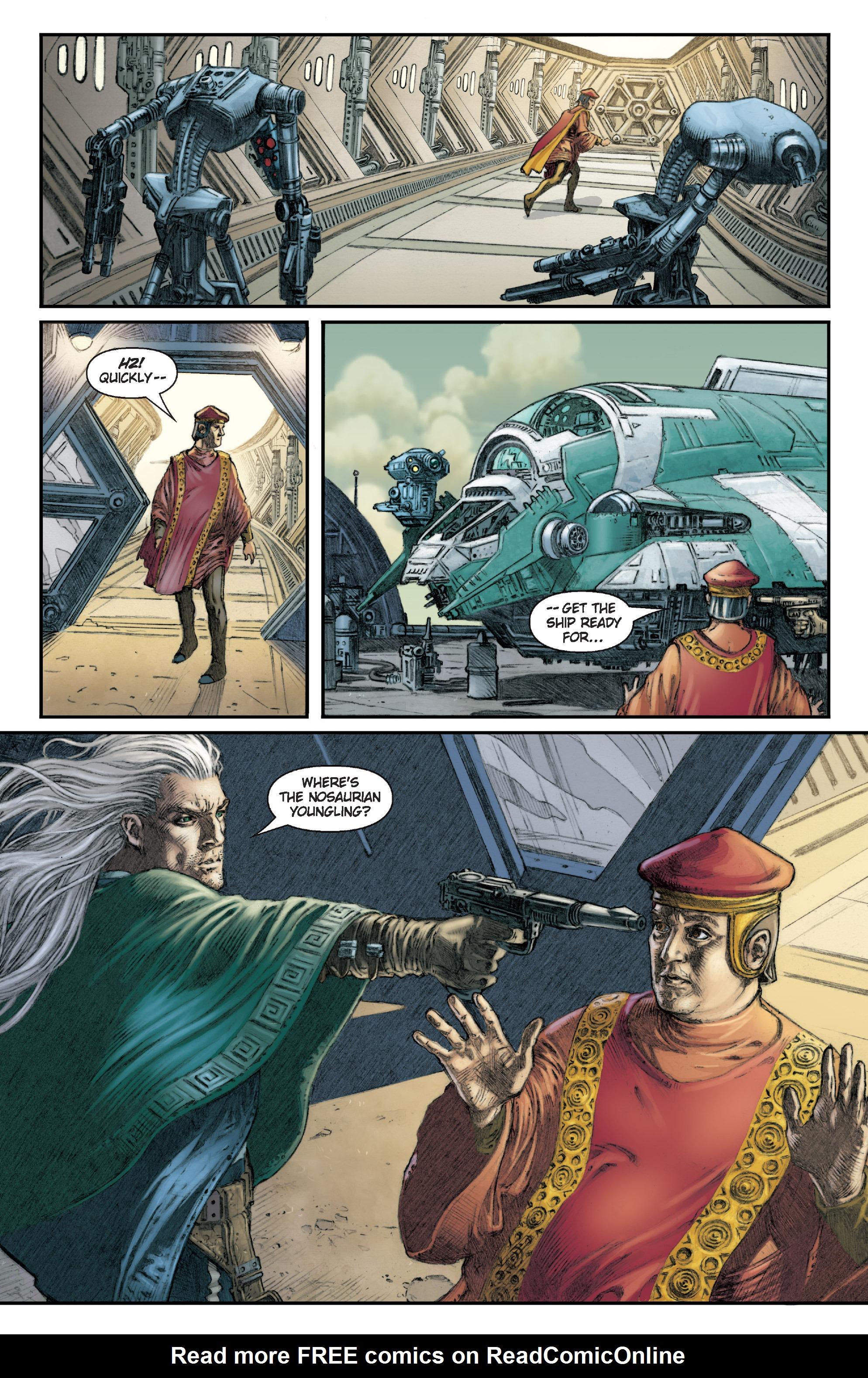 Read online Star Wars Omnibus comic -  Issue # Vol. 31 - 157