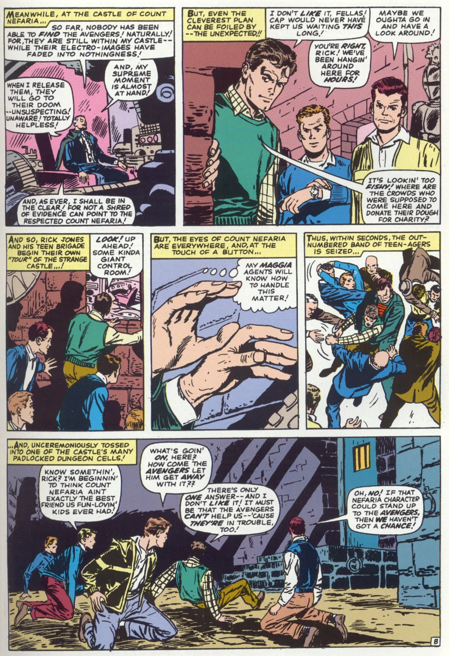 The Avengers (1963) 13 Page 8