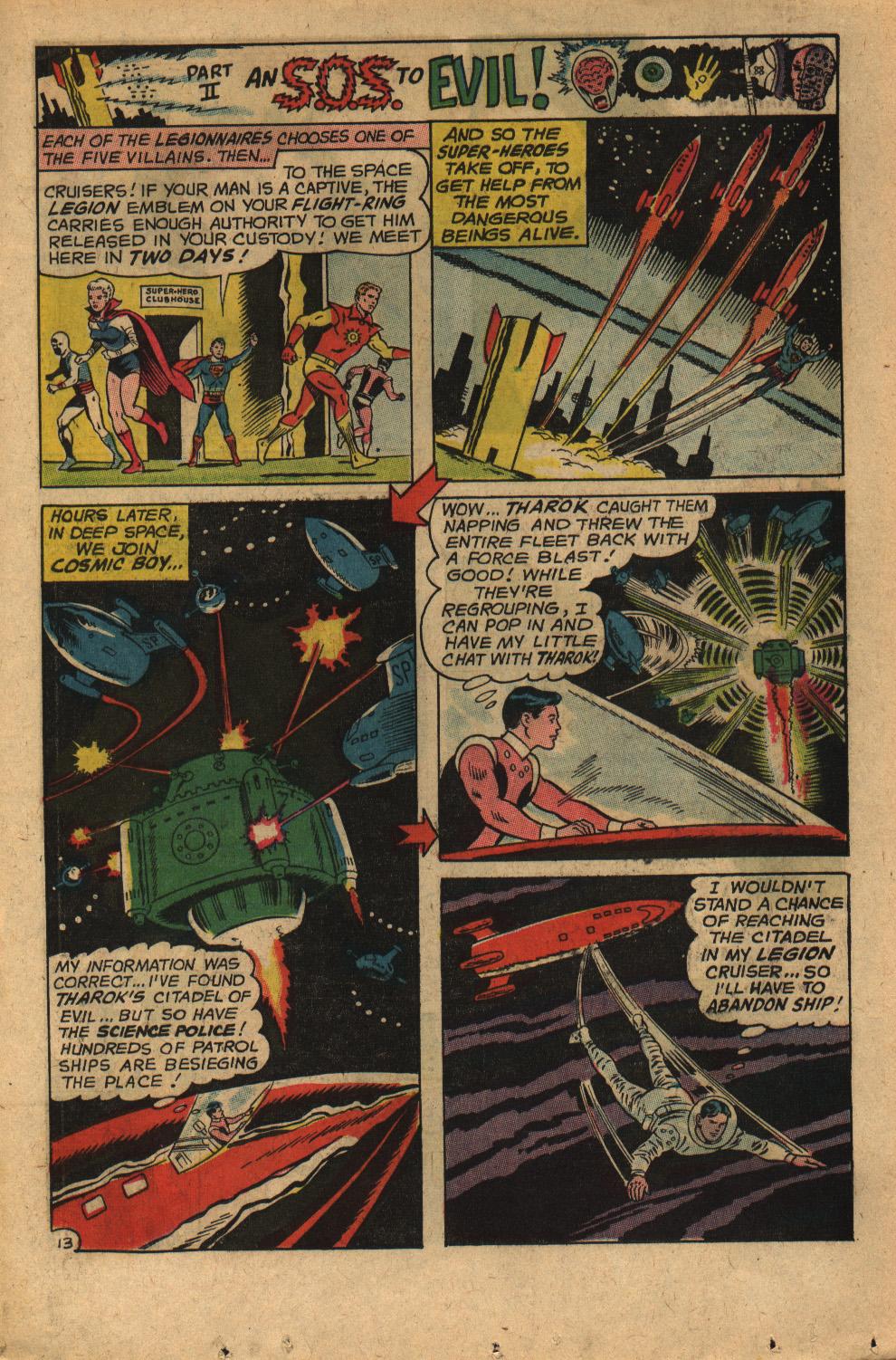 Read online Adventure Comics (1938) comic -  Issue #352 - 19