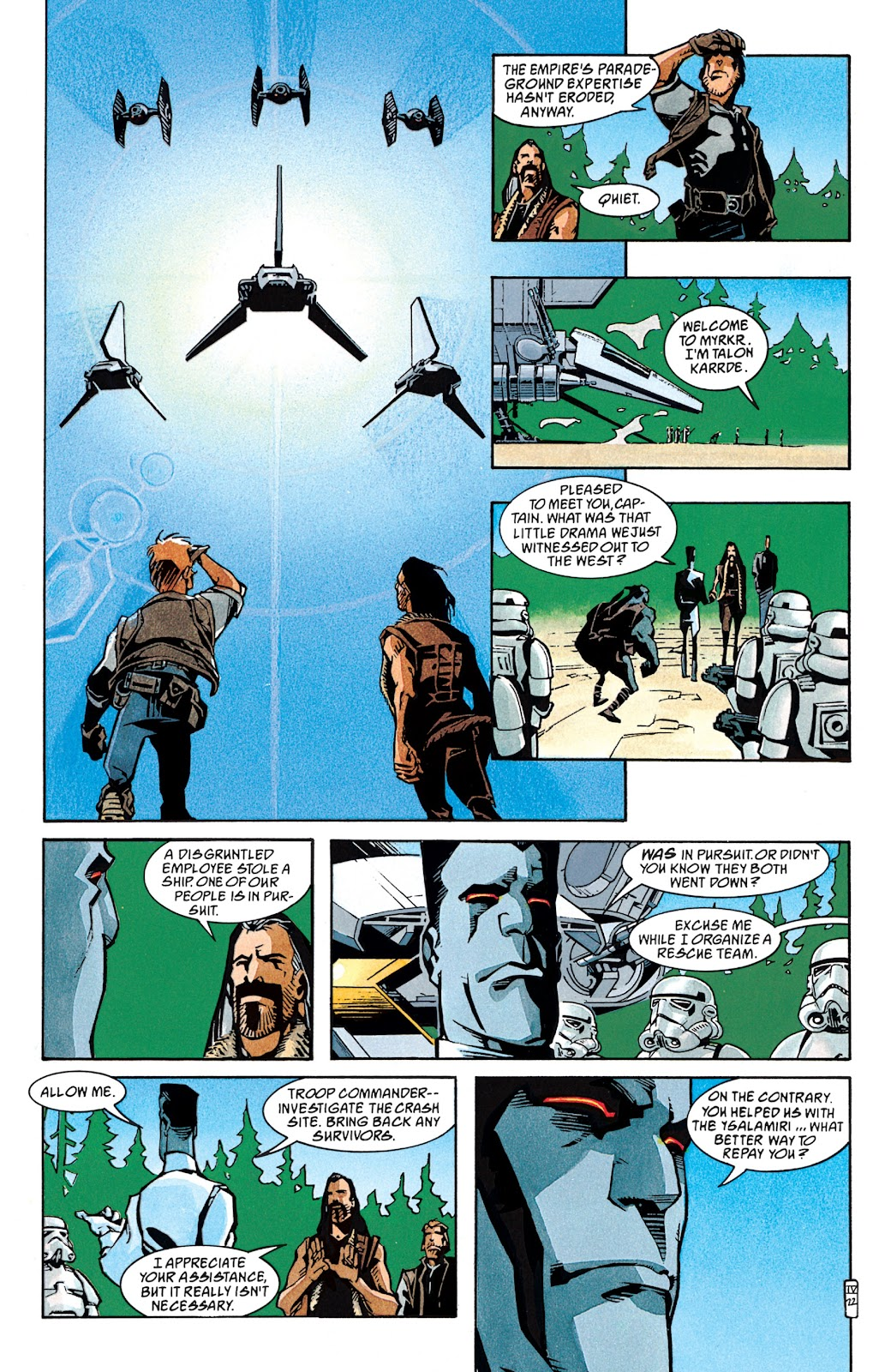 Read online Star Wars Legends: The New Republic - Epic Collection comic -  Issue # TPB 4 (Part 1) - 99