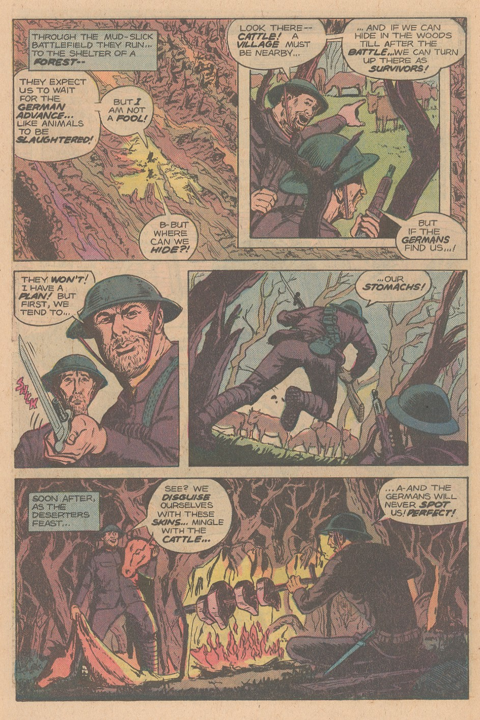 Read online Sgt. Rock comic -  Issue #348 - 20