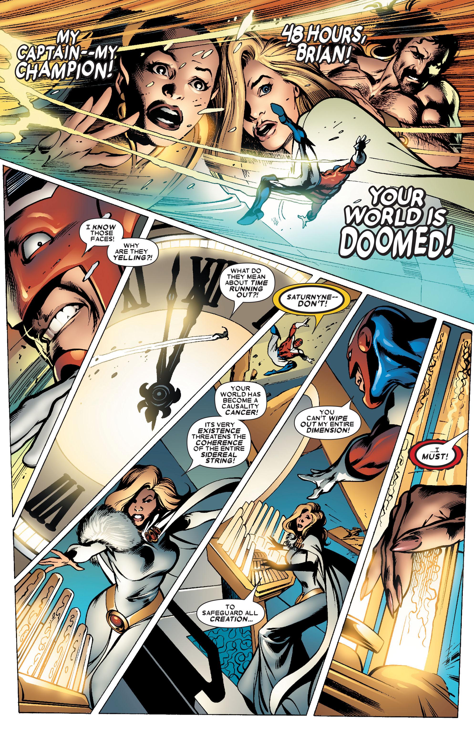 Read online Uncanny X-Men (1963) comic -  Issue #463 - 9