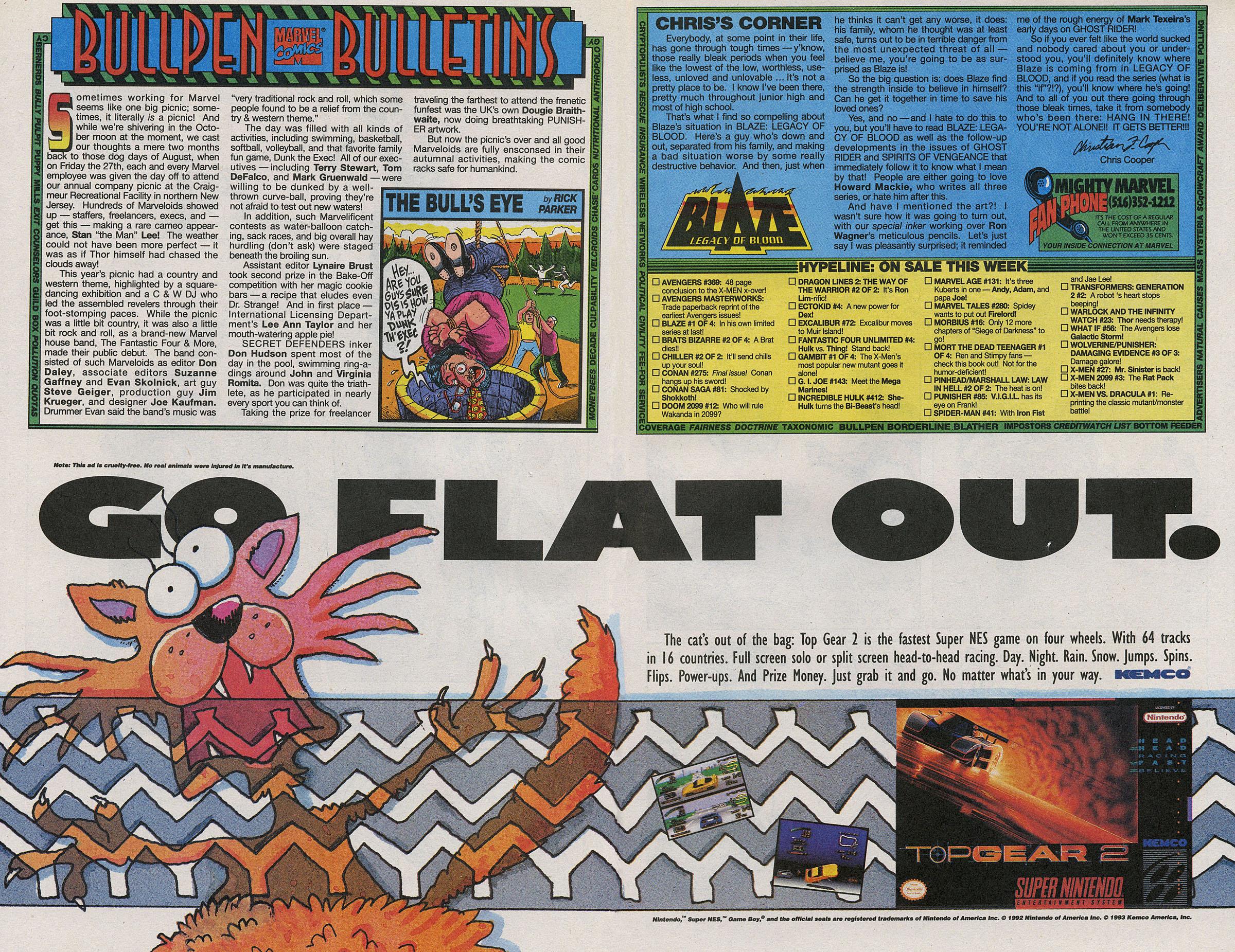 Read online Wonder Man (1991) comic -  Issue #27 - 19
