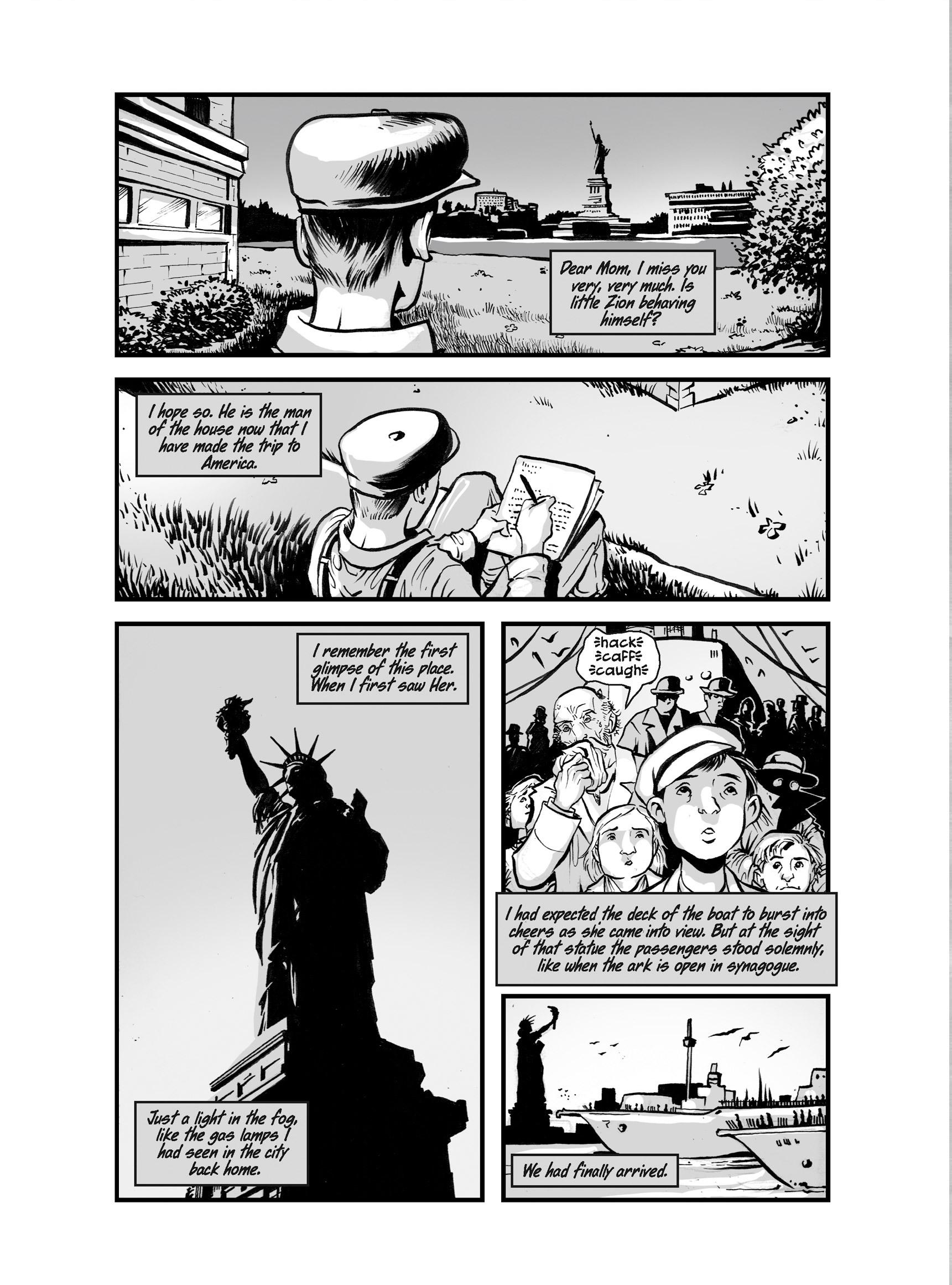 Read online FUBAR comic -  Issue #3 - 205