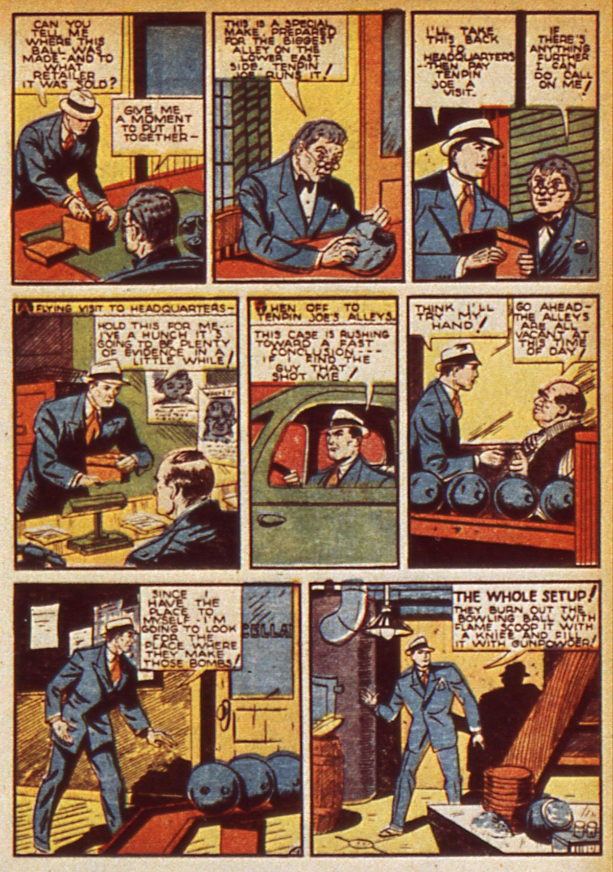 Read online Detective Comics (1937) comic -  Issue #45 - 39